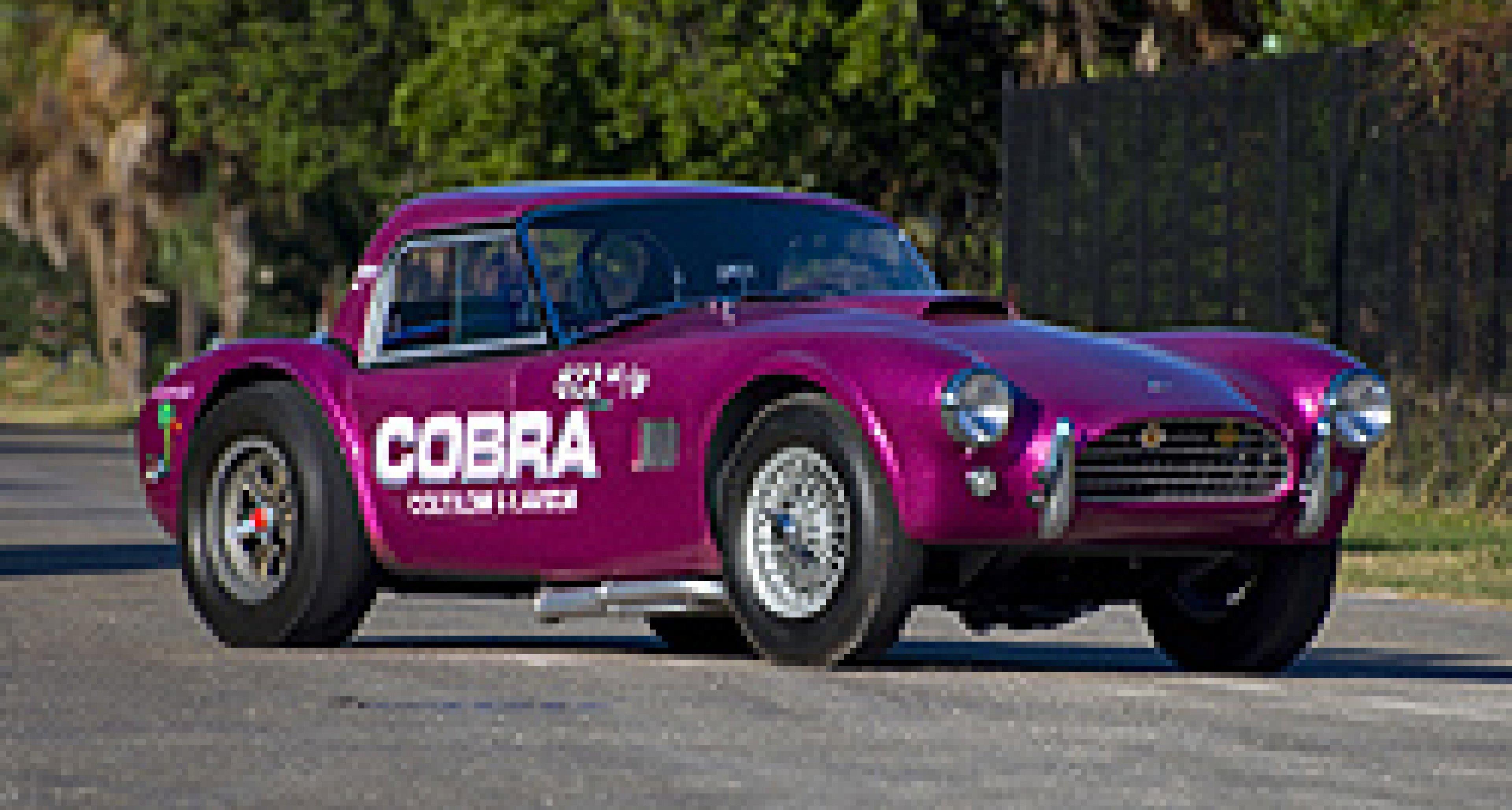 Mecum versteigert seltene Dragonsnake-Cobra