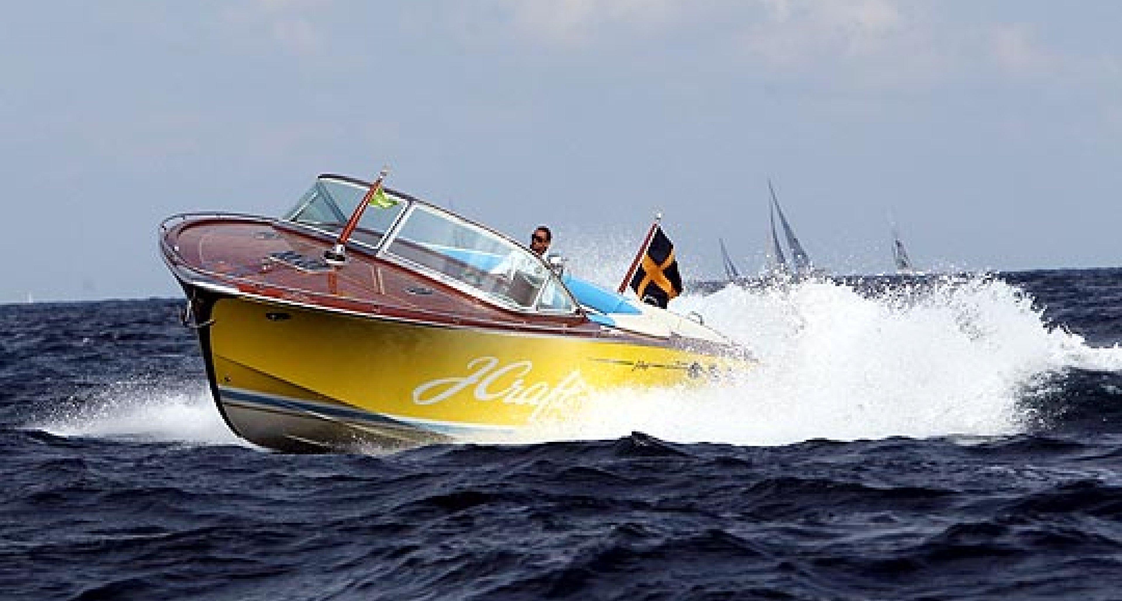 Swedish Speedboats for the USA
