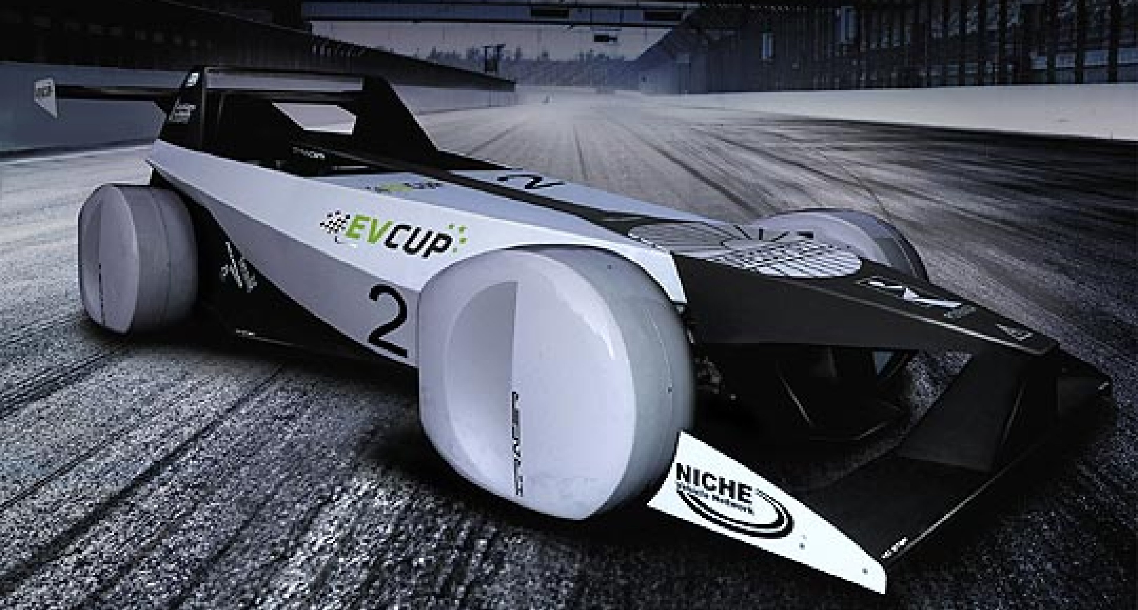 Electric Vehicle Racing Goes Live