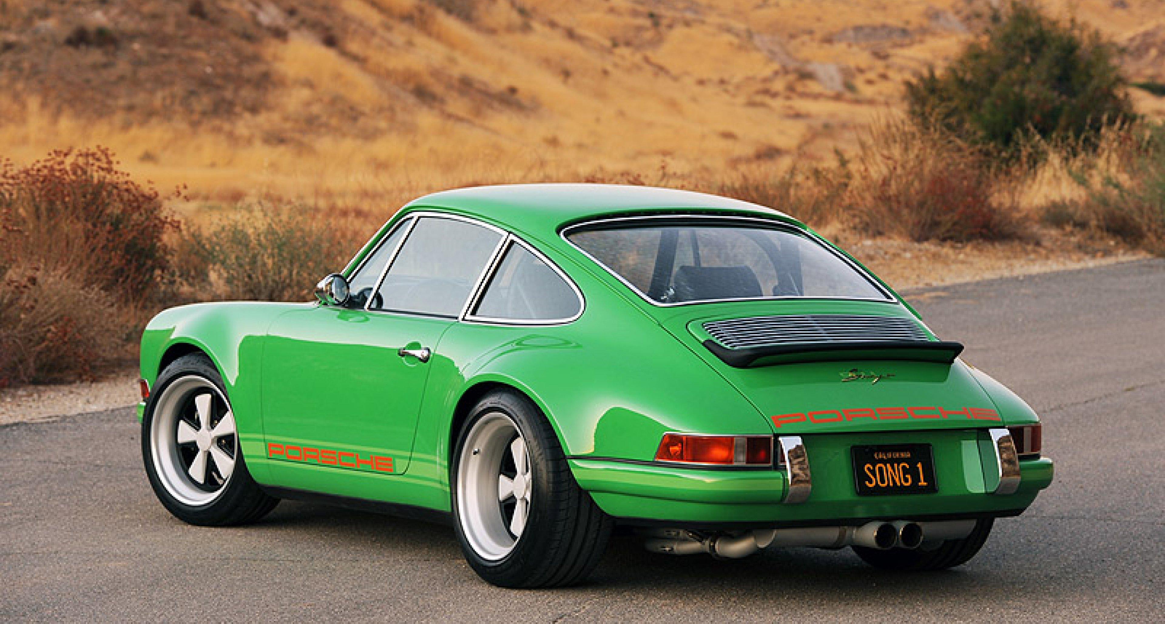 Singer Porsche 911 2011