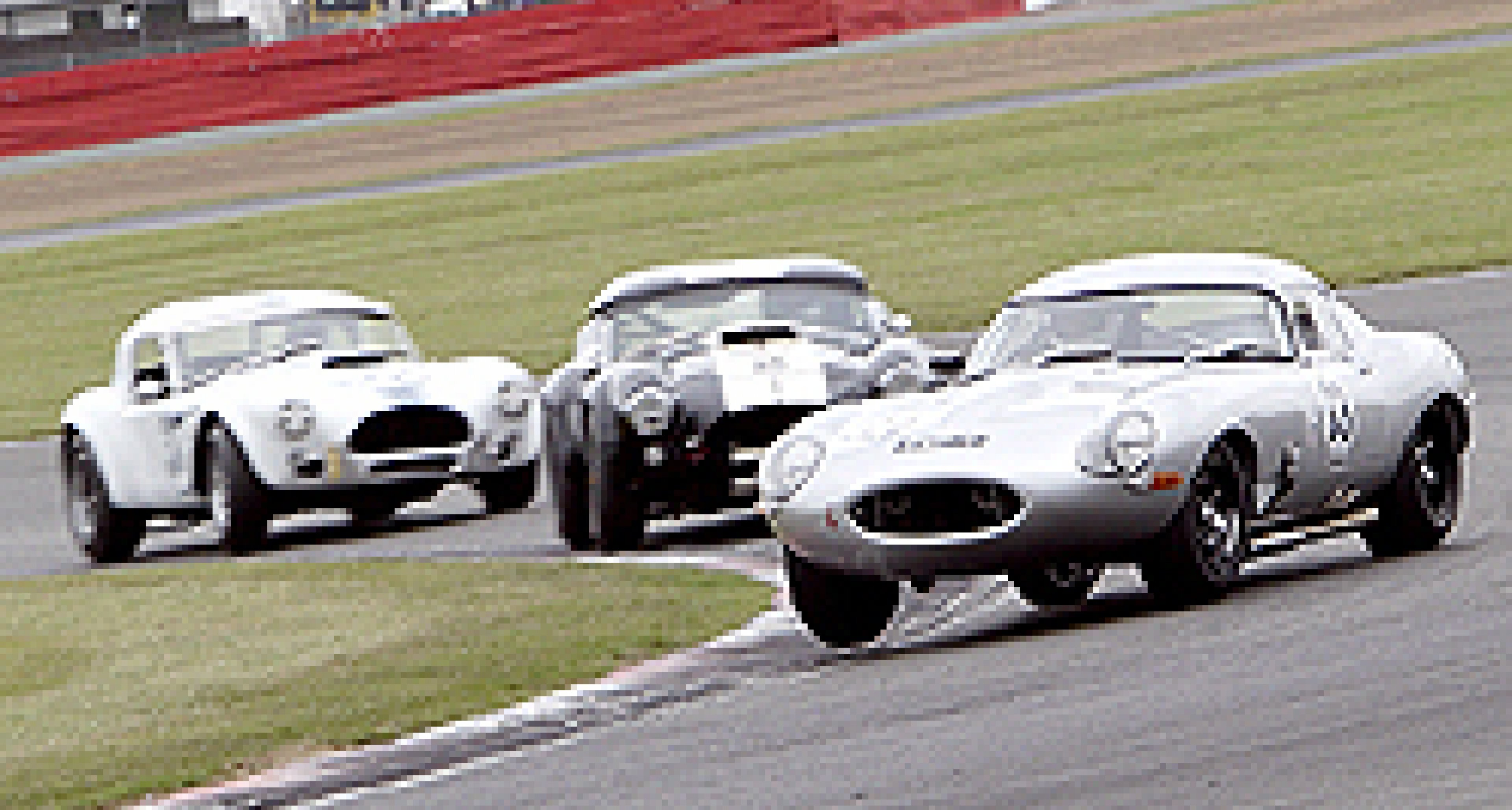 Silverstone Classic 2011 erwartet über 1.000 Jaguar E-Type