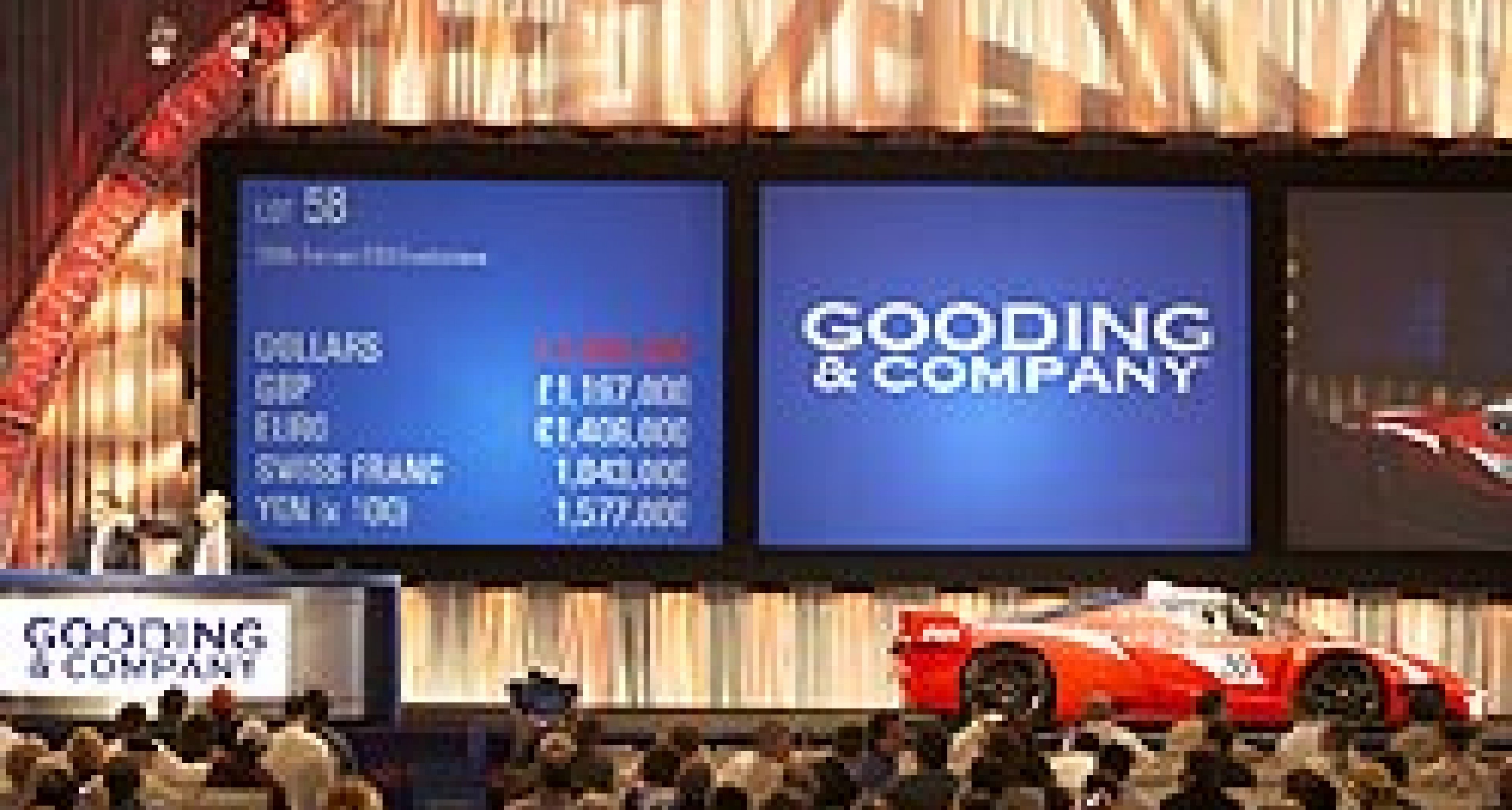 Gooding & Co.: The Scottsdale Auction Jan 21-22 2011 - Review