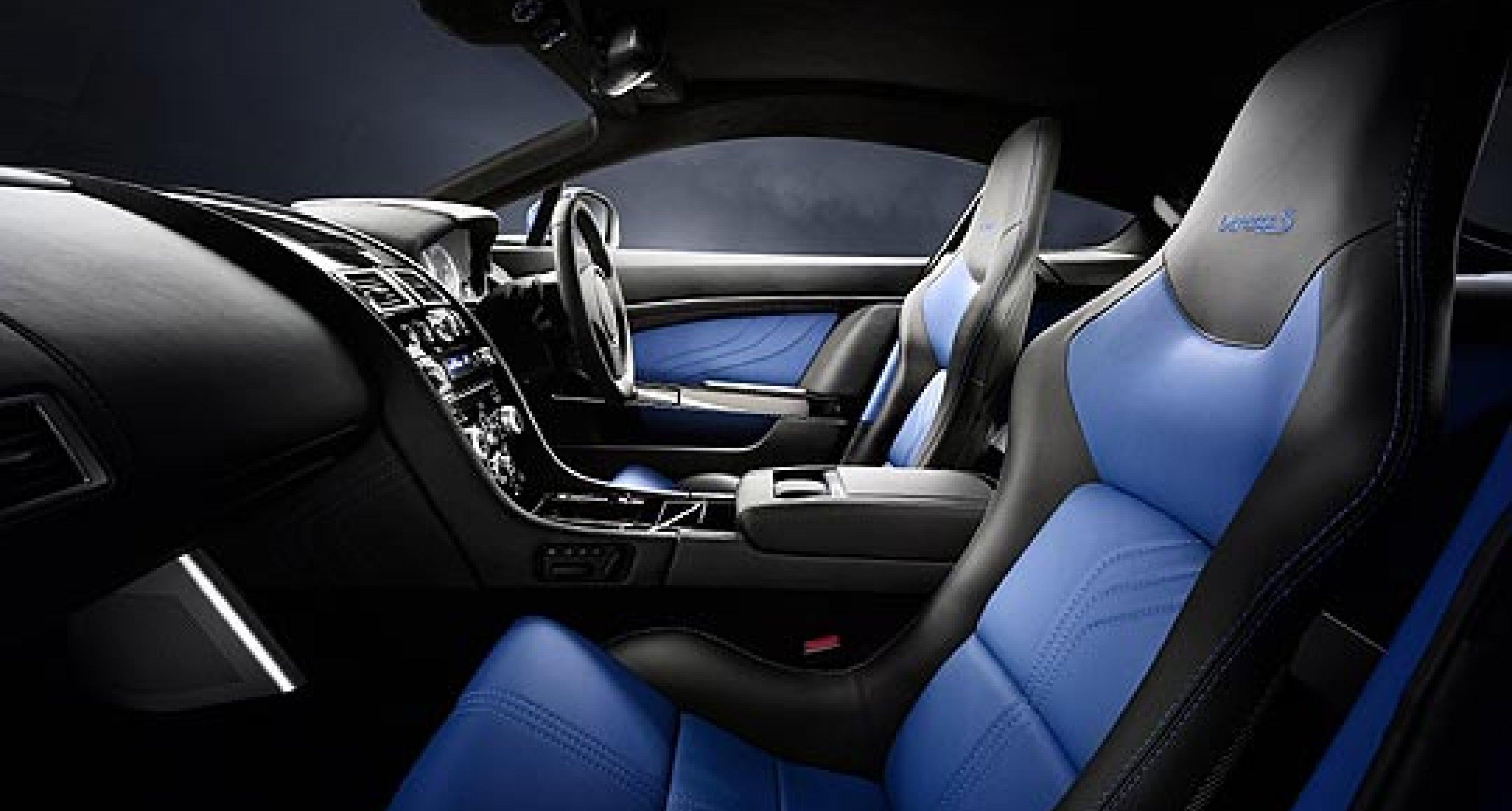 New for 2011: The Aston Martin V8 Vantage S