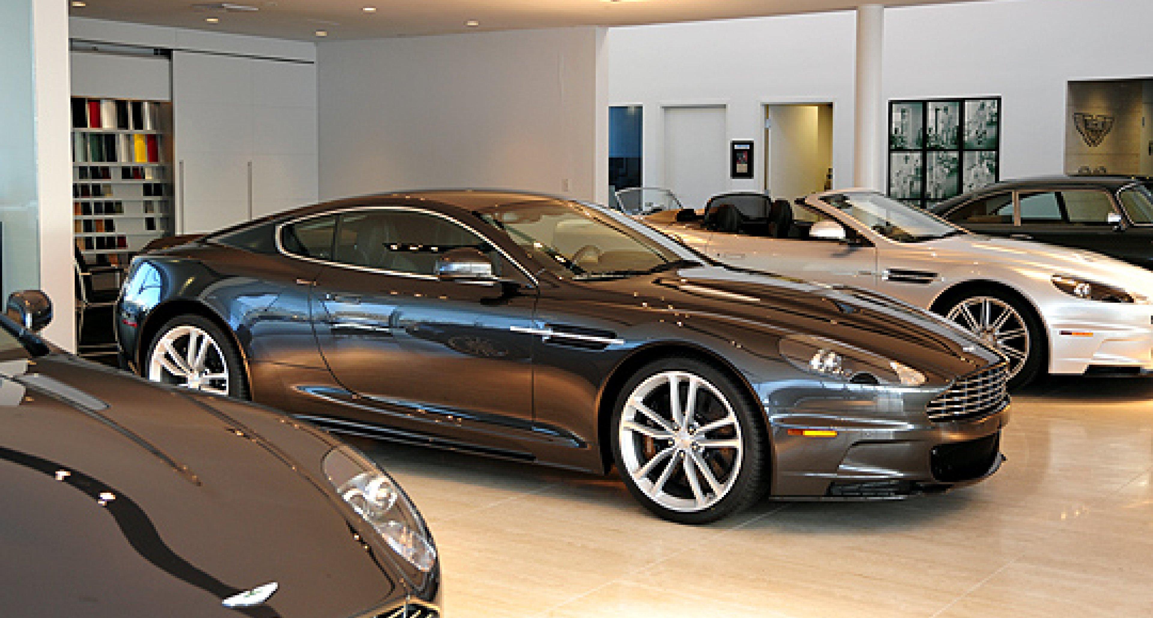 Classic Driver Dealer Aston Martin New England Lotus Motorsports - Aston martin new england