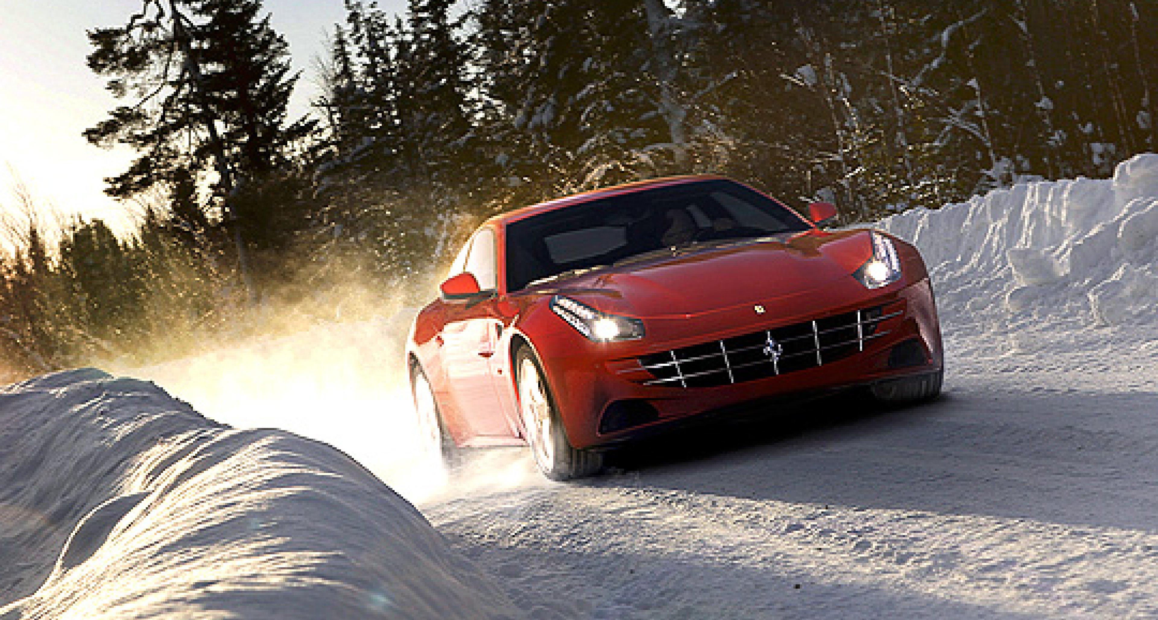 Ferrari FF: Neue Bilder