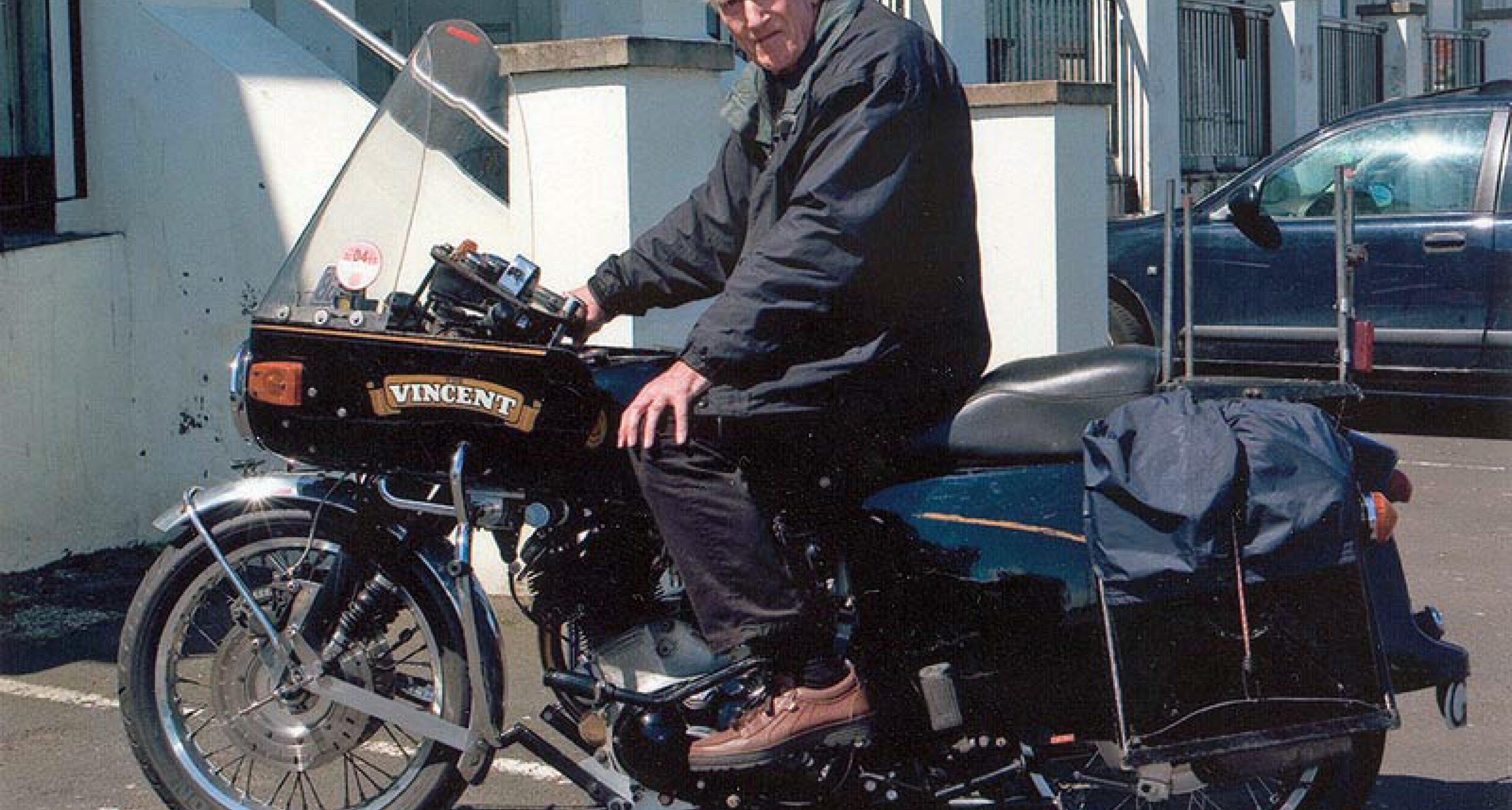 Vincent  mit 1,1 Millionen Kilometern wird versteigert