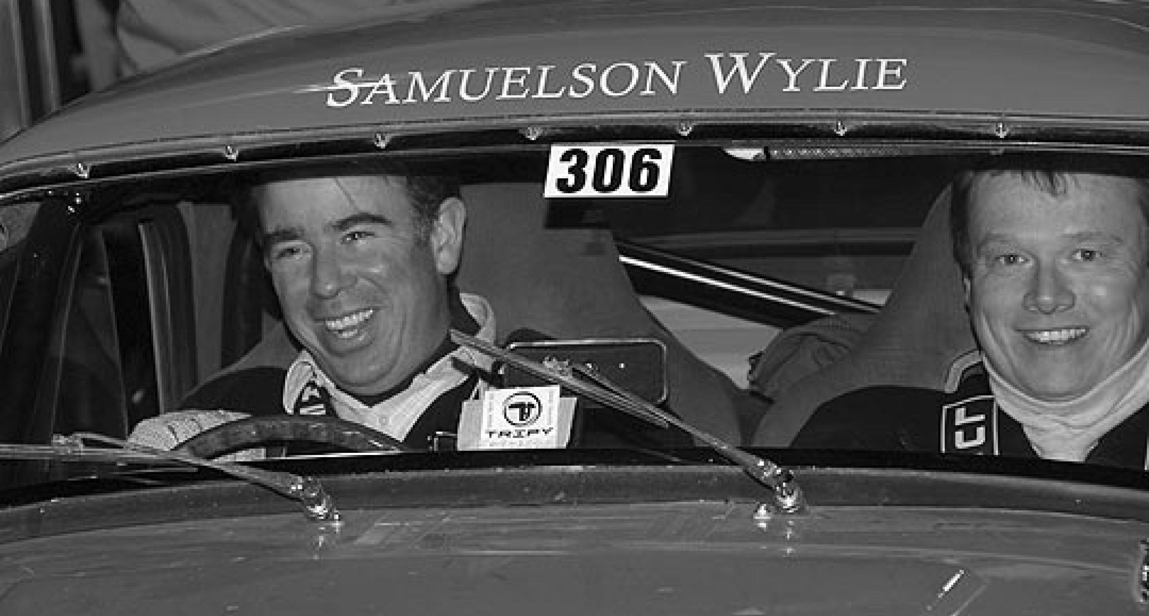 Historic Monte Carlo Rally 2011 – Ben Samuelson 'Has a Go'