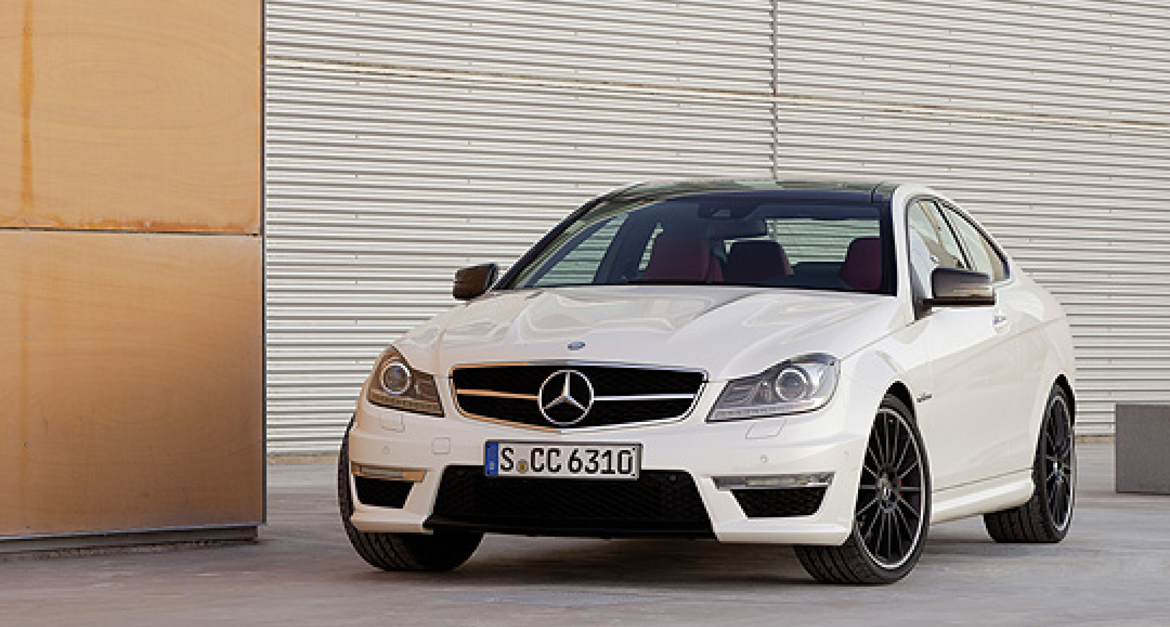 Mercedes C 63 AMG Coupé: Two Versions Planned