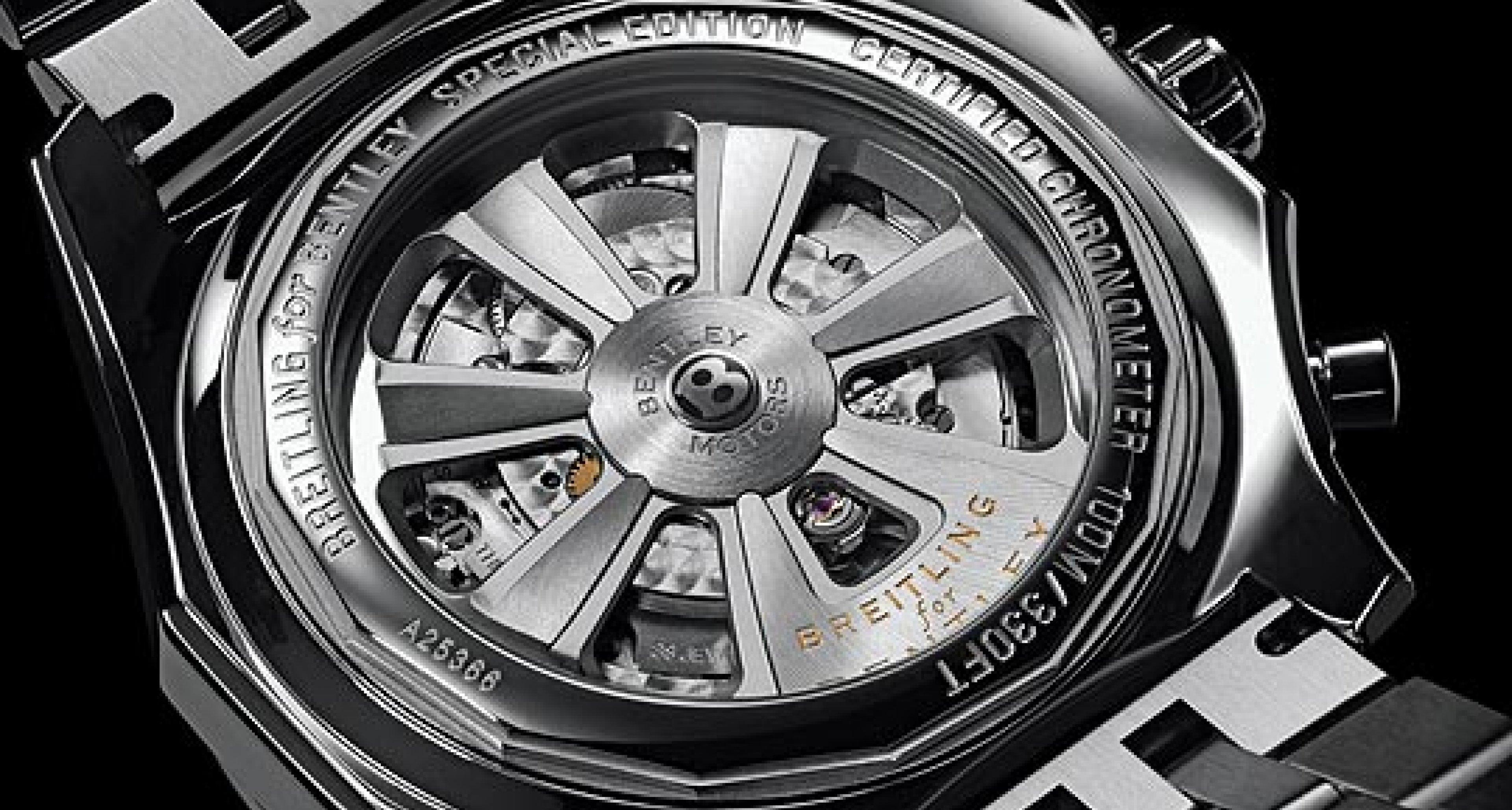 Breitling for Bentley: New 'Barnato' Models