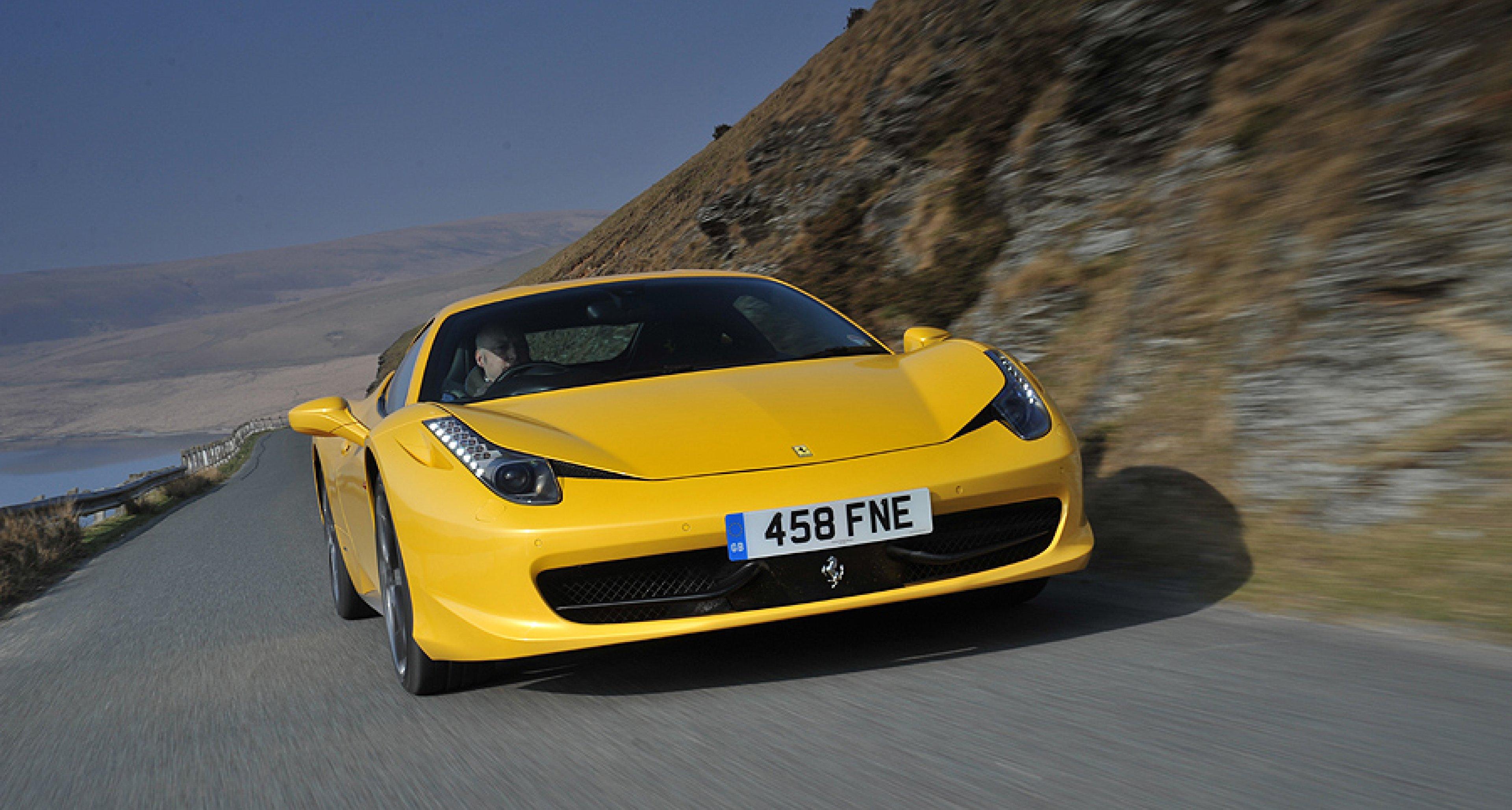 Driven: Ferrari 458 Italia | Classic Driver Magazine