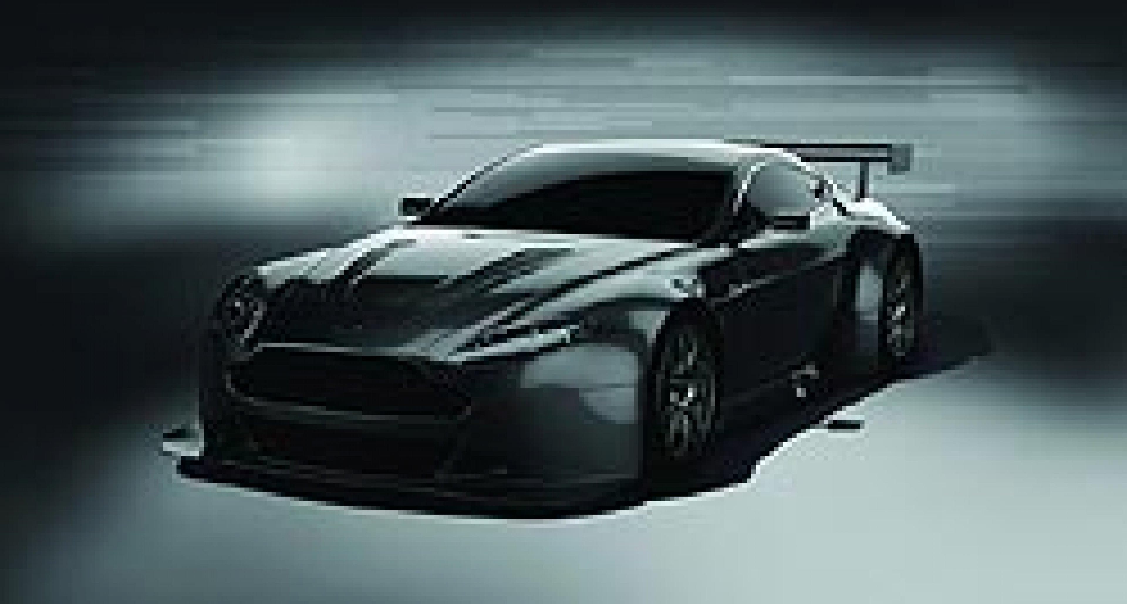 Aston Martin Introduces V12 Vantage GT3 Contender for 2012 Season