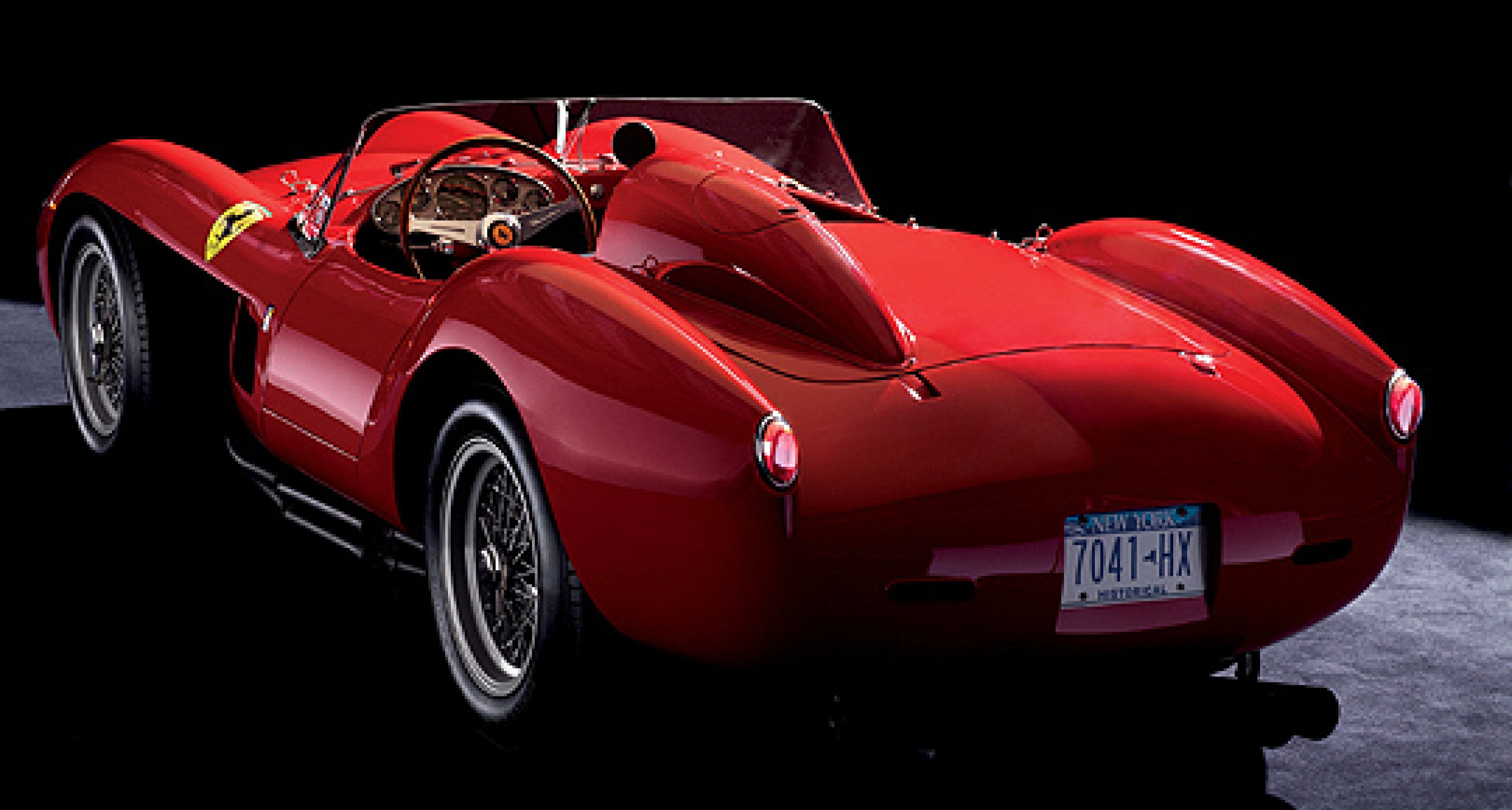 Video: The Art of the Automobile - Masterpieces from the Ralph Lauren Collection