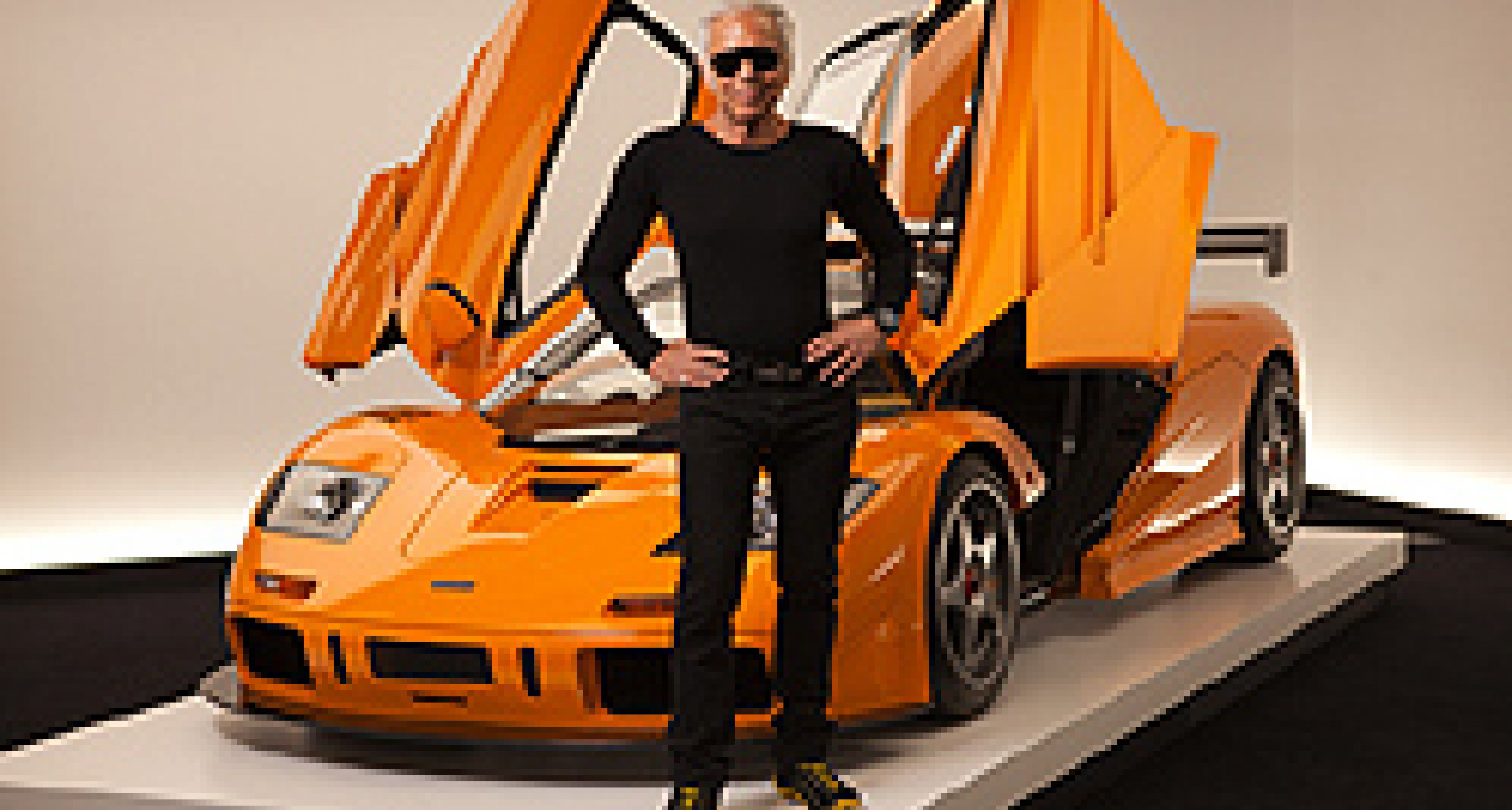 The Art of Automobile: Ralph Laurens schönste Klassiker