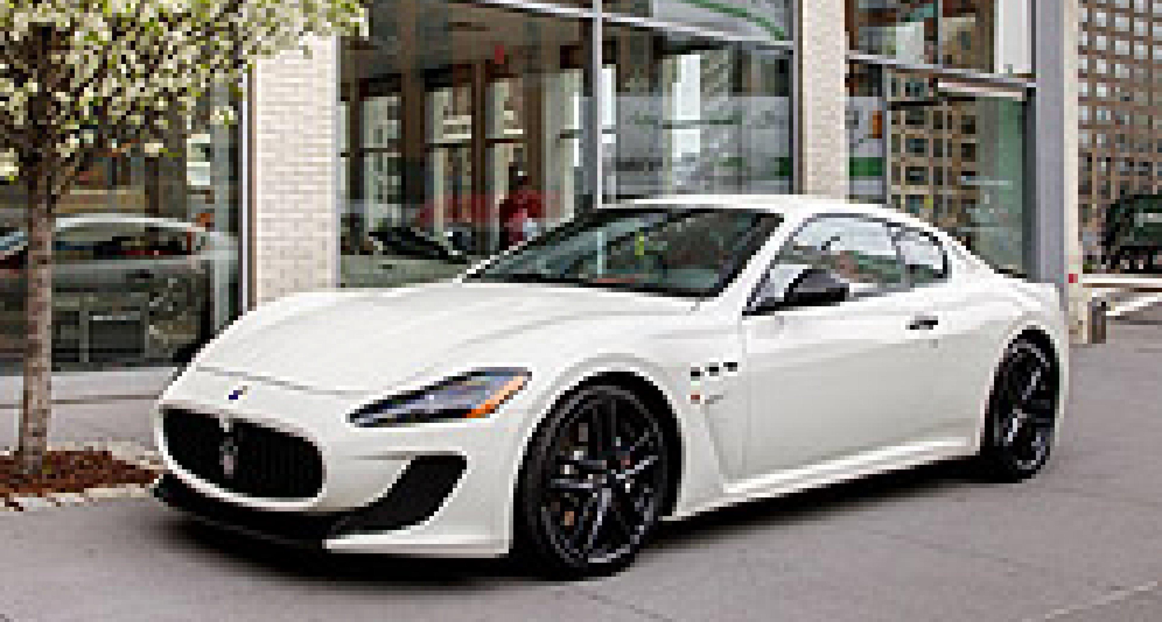 The GranTurismo MC: the fastest production Maserati ever sold in the USA