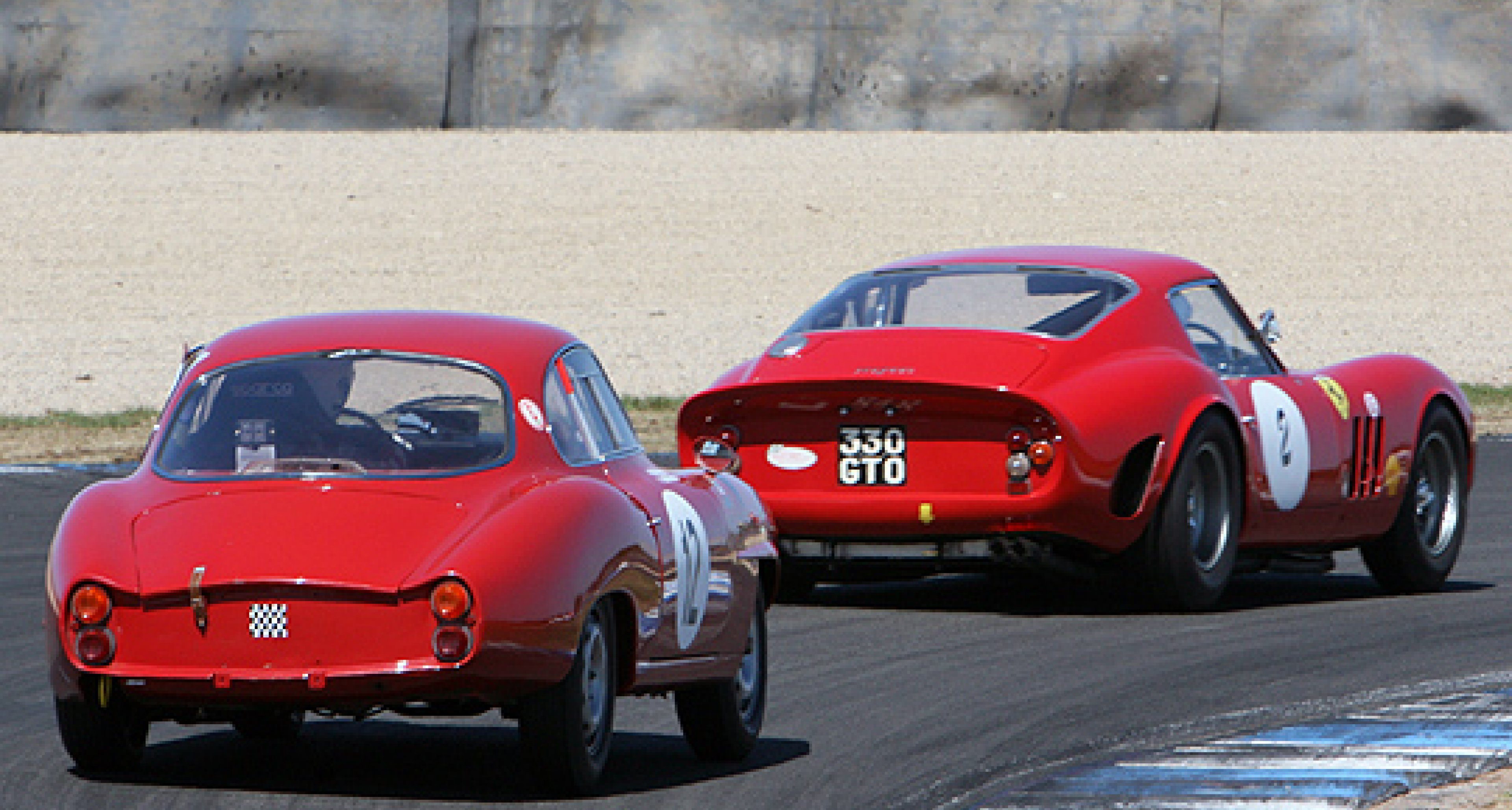 Donington Historic Festival, 30 April and 1 May 2011: Review