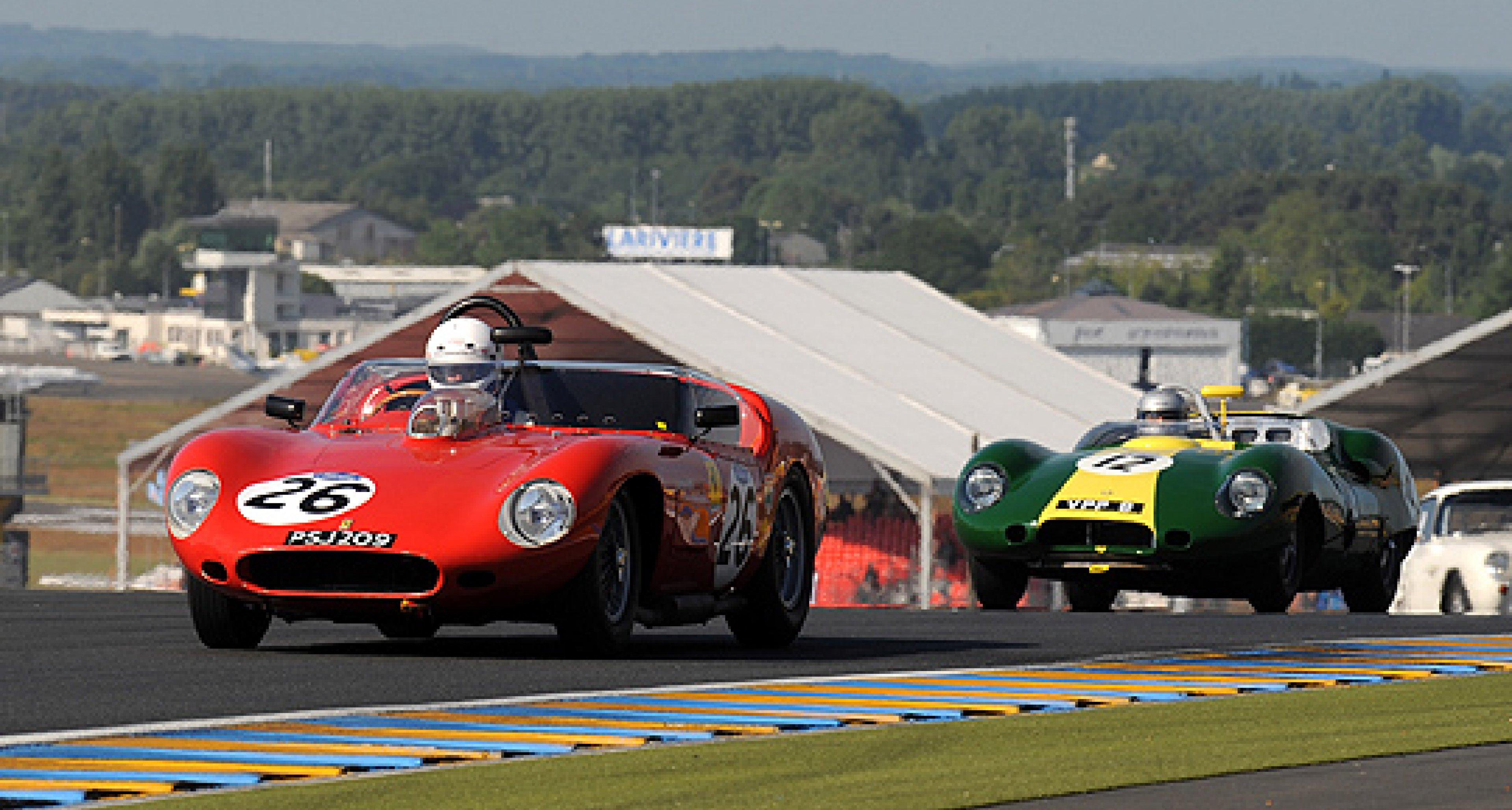 Le Mans Legend 2011: Historic Highlights