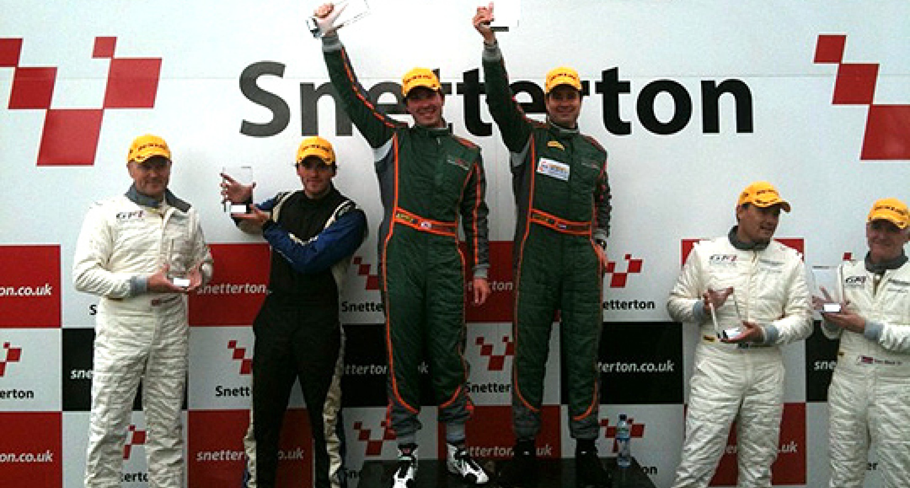 Nicholas Mee Racing Takes Outright Win in GT4 Challenge