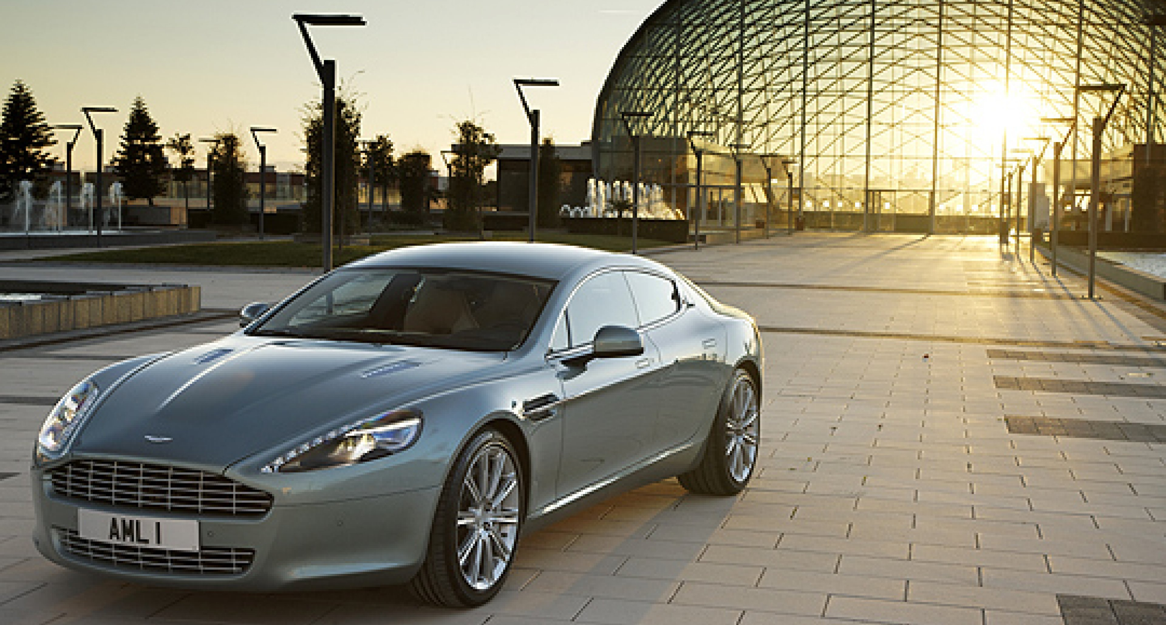 Aston Martin Rapide – production to move to UK