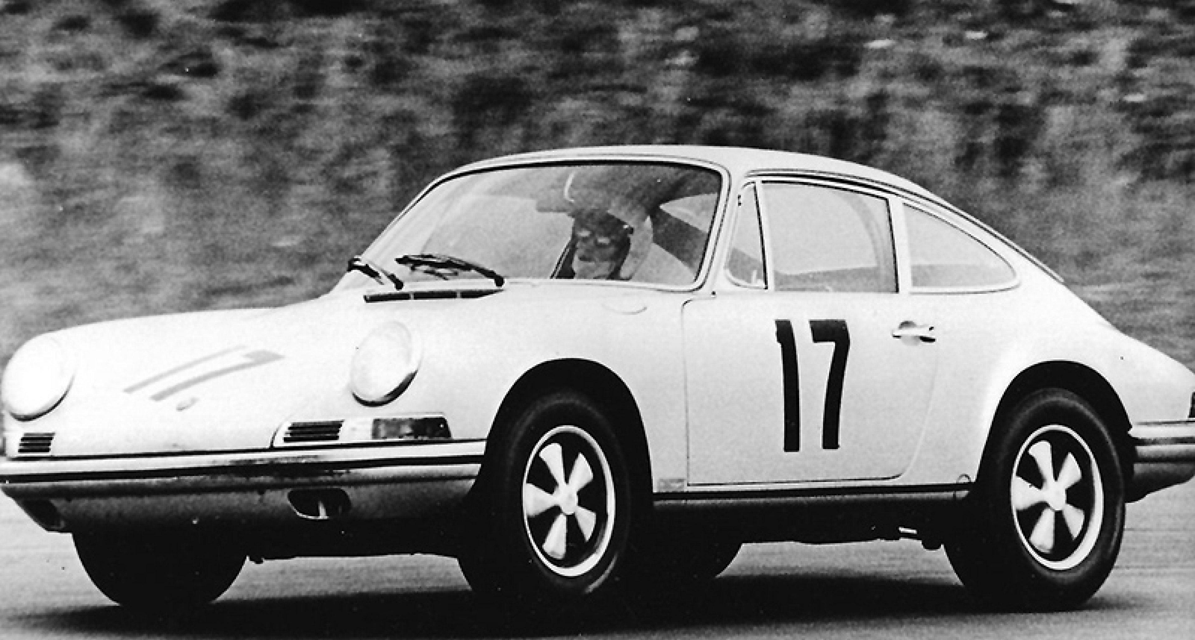New to Classic Driver: 1968 Porsche 911 T/R