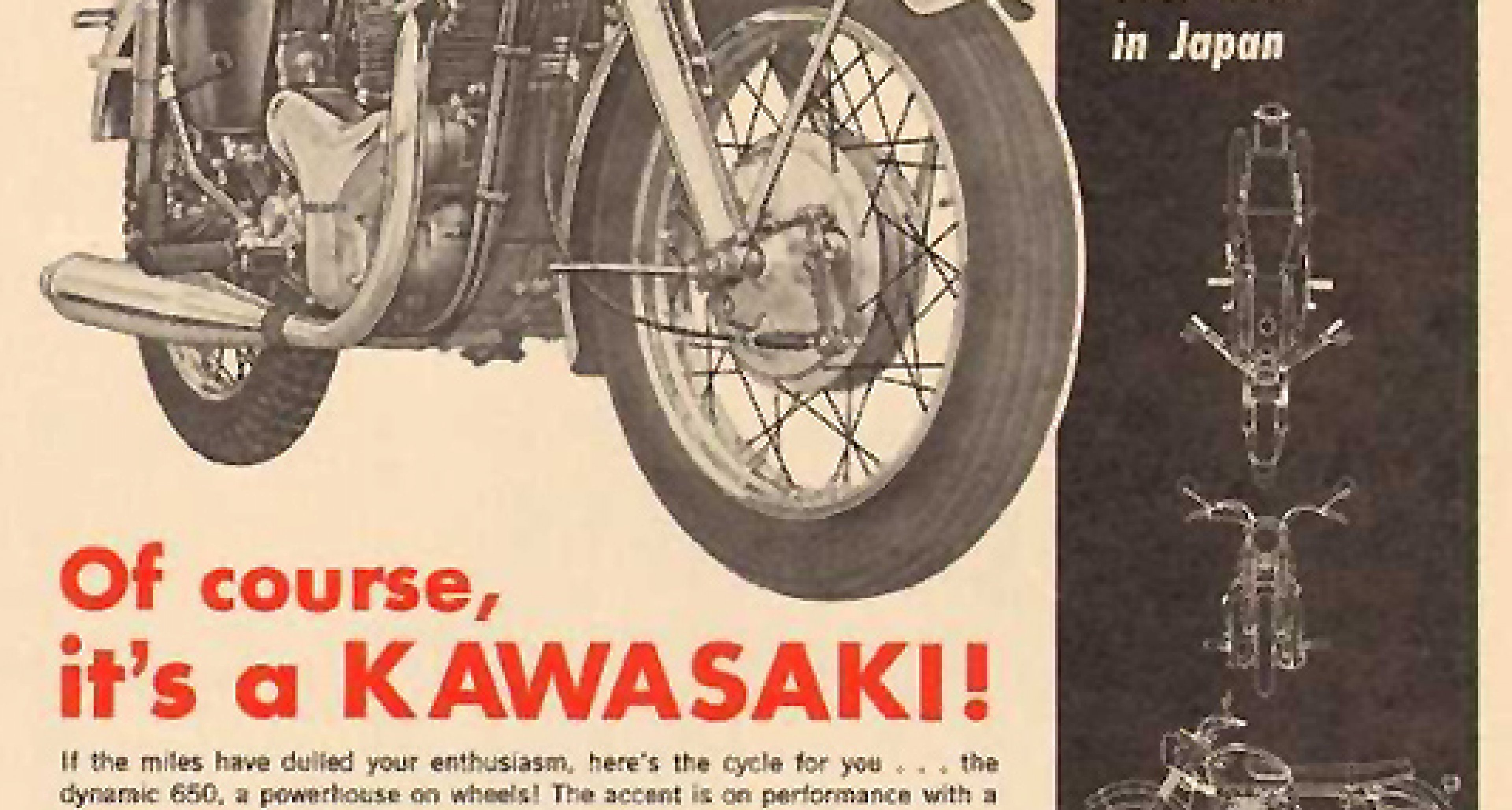 Ridden: Kawasaki W800
