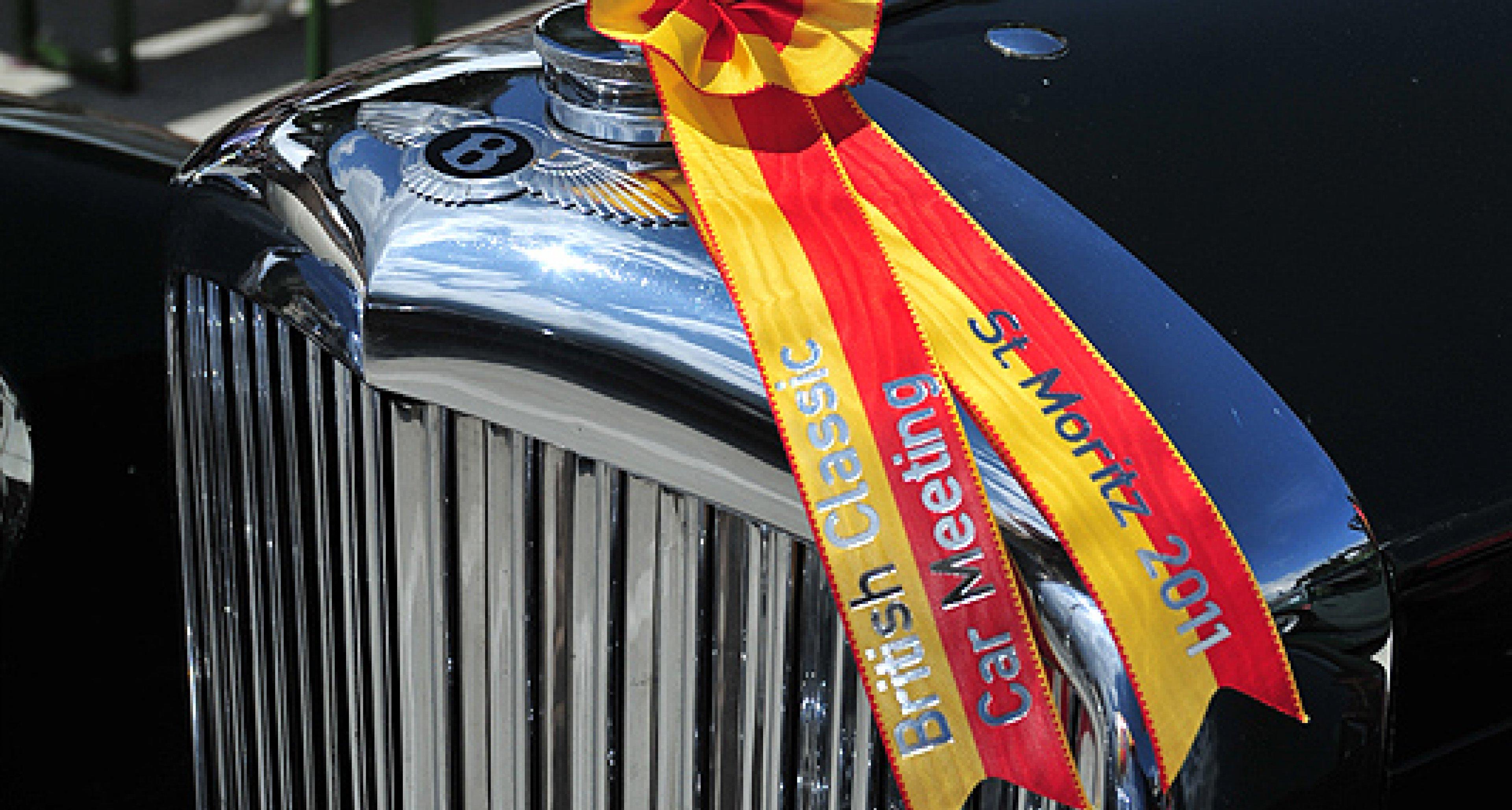 2011, 18th St Moritz British Classic Car Meeting: Review