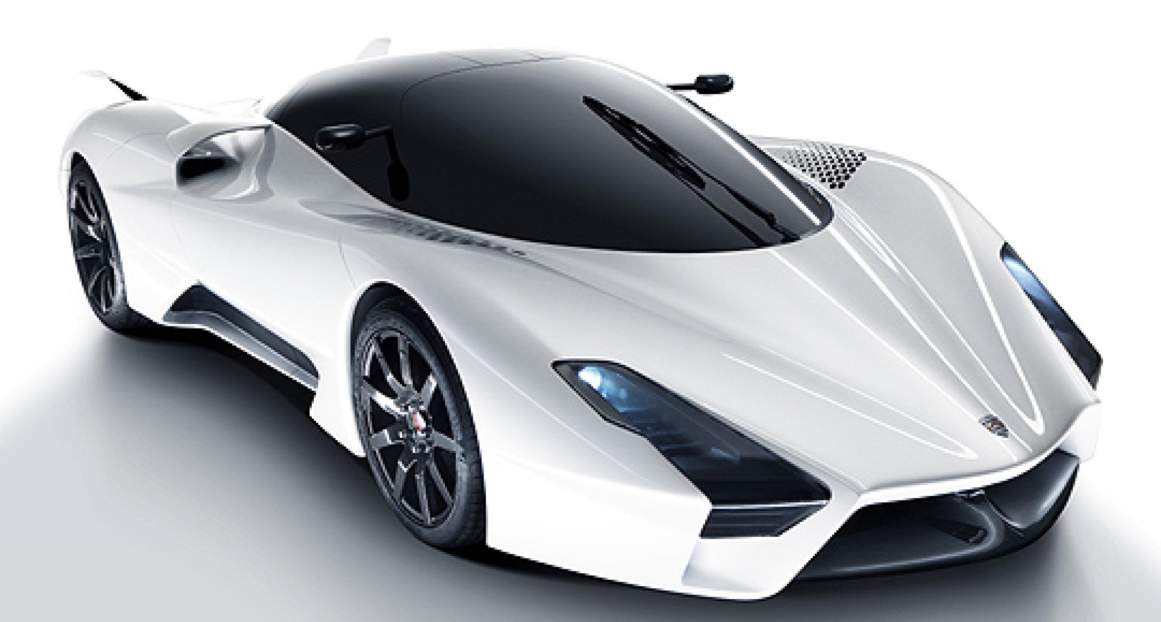 Shelby SuperCars announces 1331bhp, 275mph 'Tuatara'