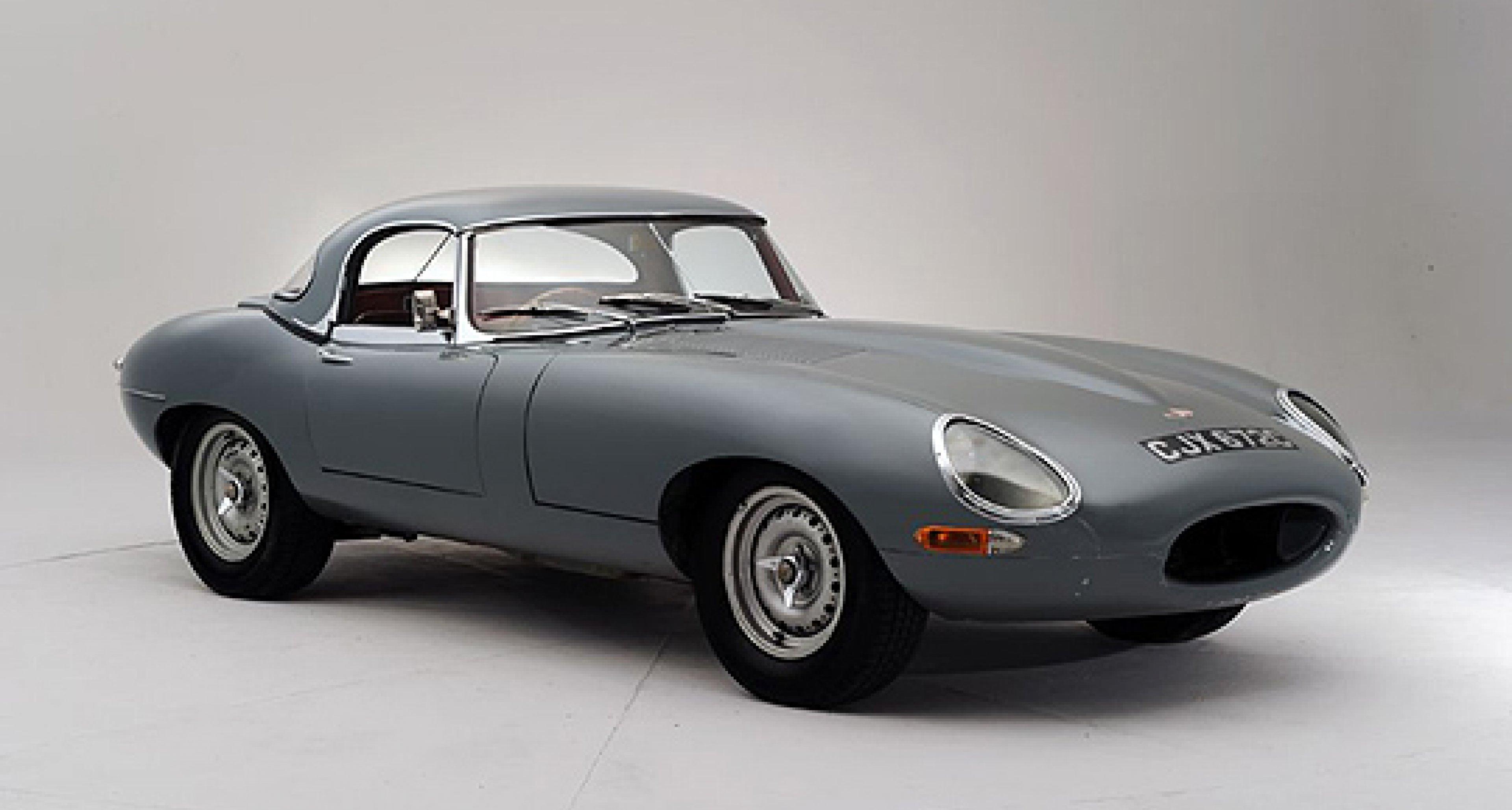 Bonhams versteigert wichtige Jaguar-Klassiker beim Goodwood Revival
