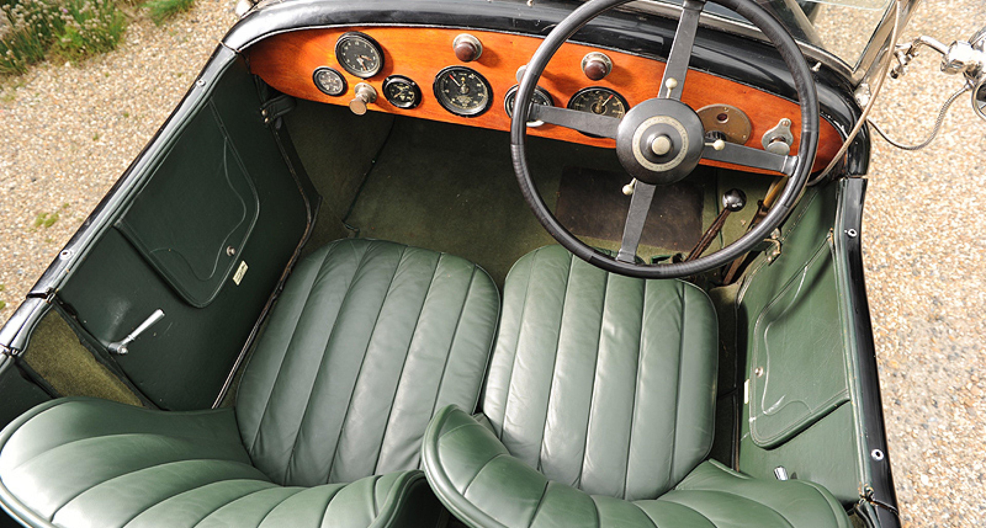 Original VDP-bodied, matching no.s Bentley 6½ Litre to star in Bonhams Quail Lodge sale