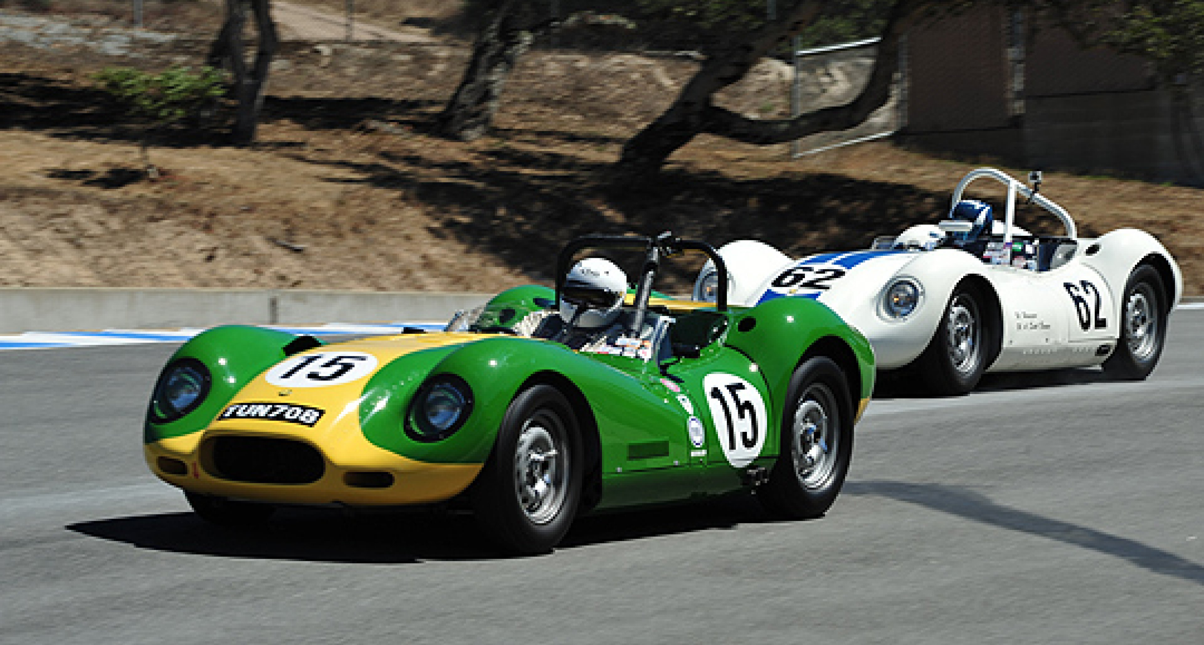 Monterey and Pebble Beach 2011: Events guide and auction round-up