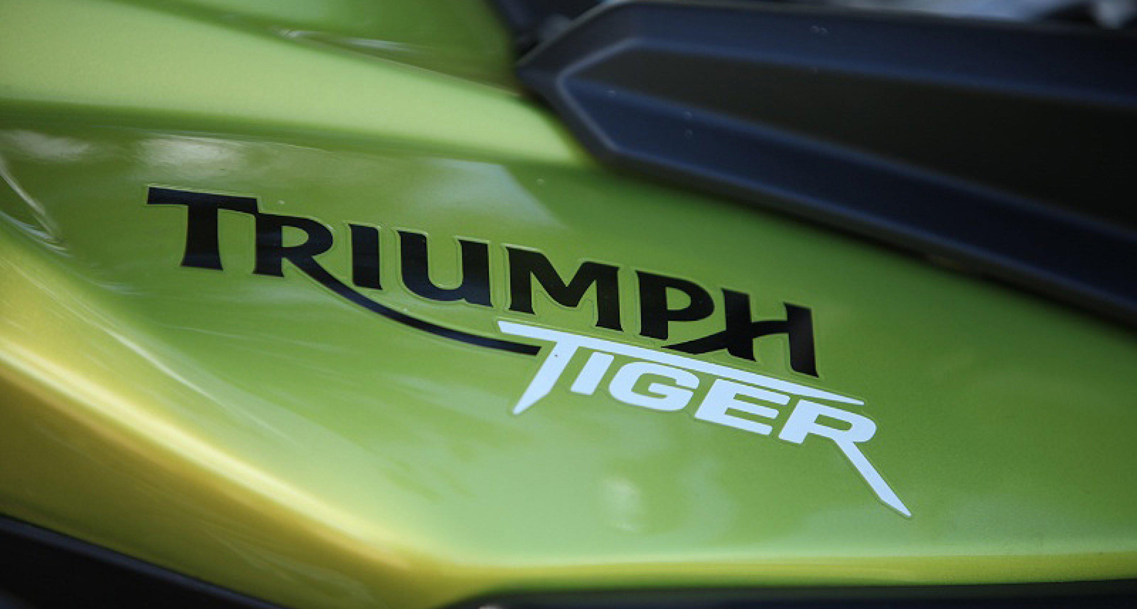 Ridden: Triumph Tiger 800