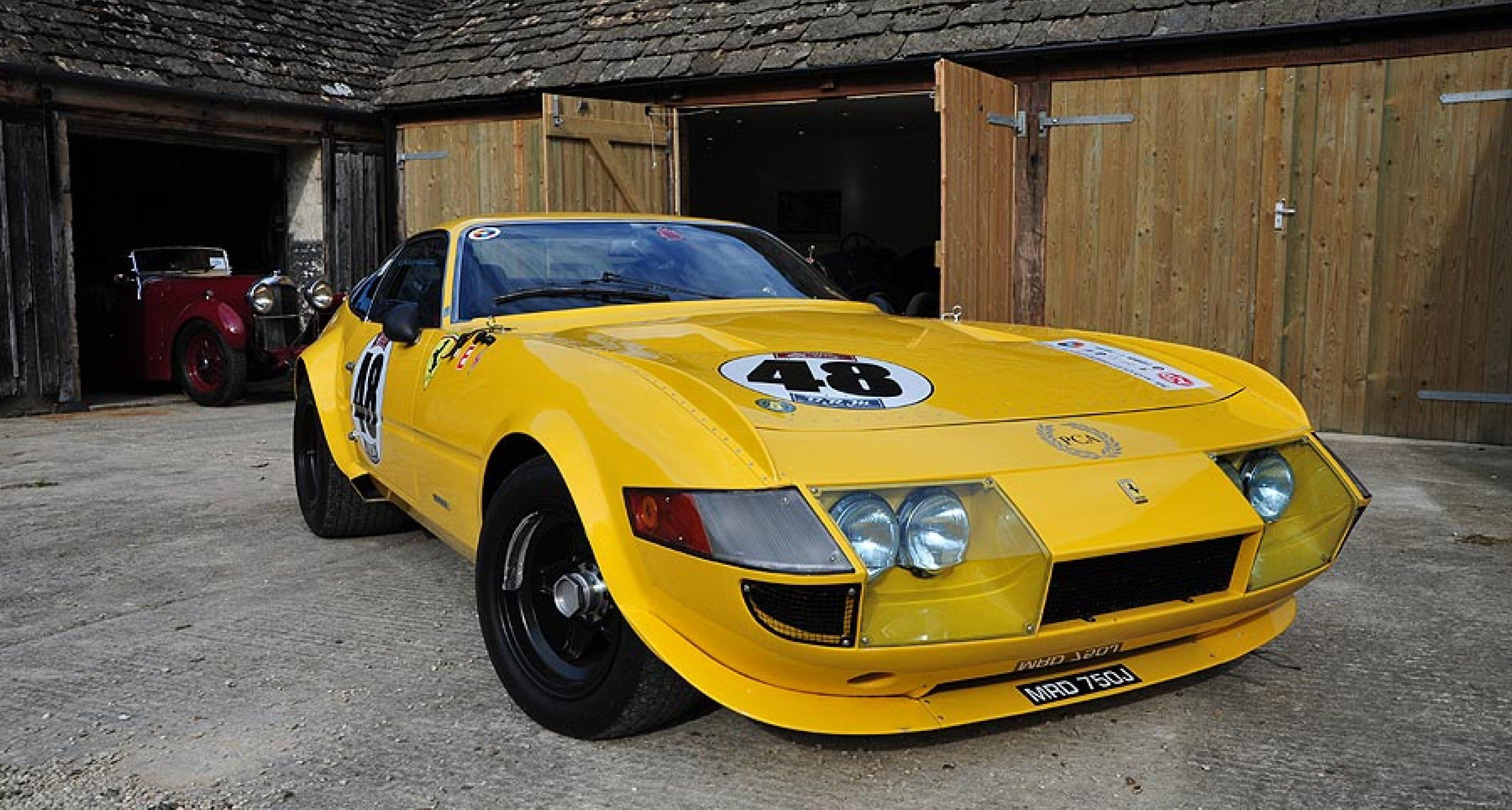 """Editor's Choice: Ferrari 365 GTB/4 """"Daytona"""" Gruppe 4"""