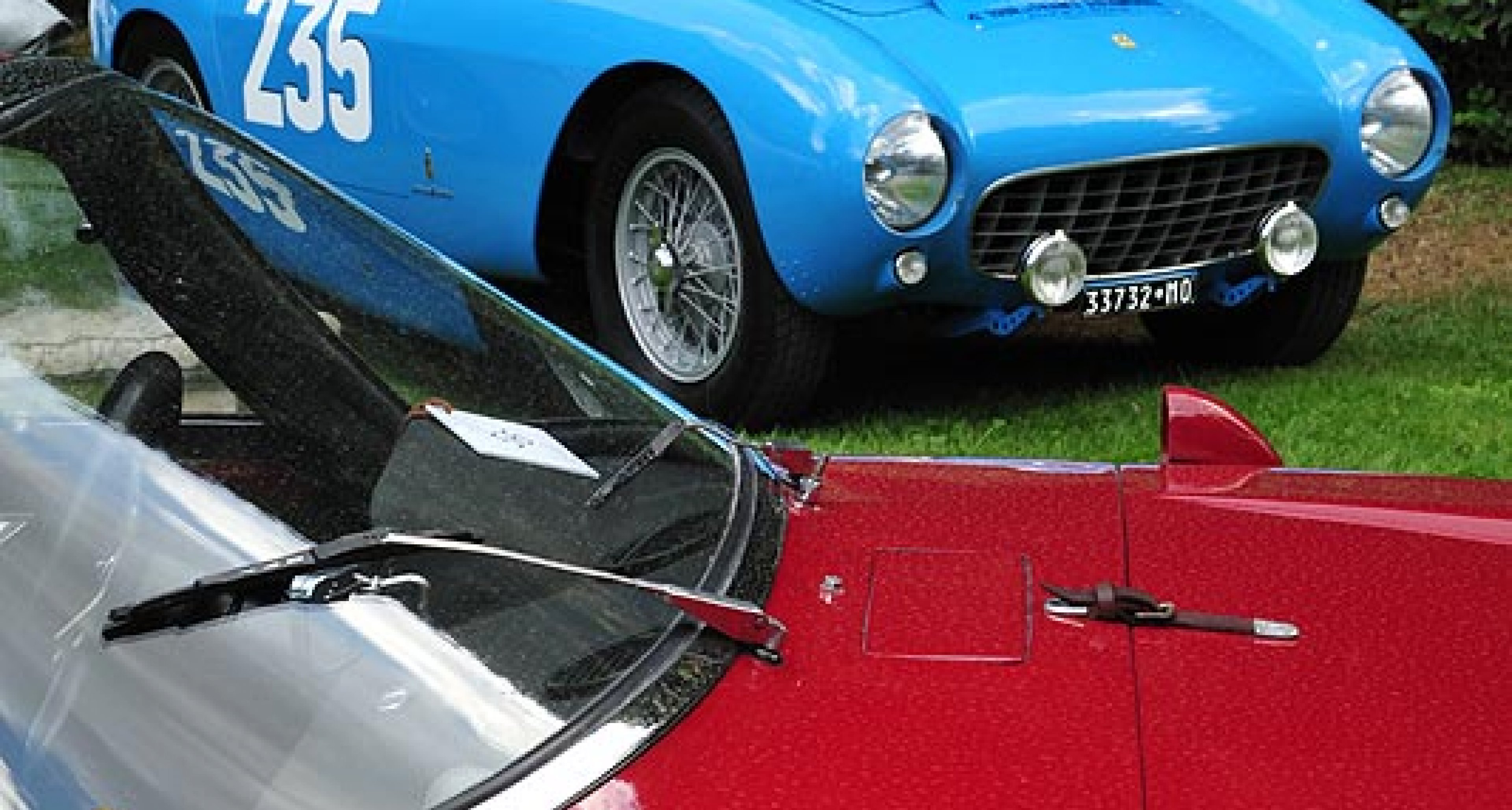 1956 Ferrari 250 GT Berlinetta by Zagato wins Best of Show at 2011 'Uniques'