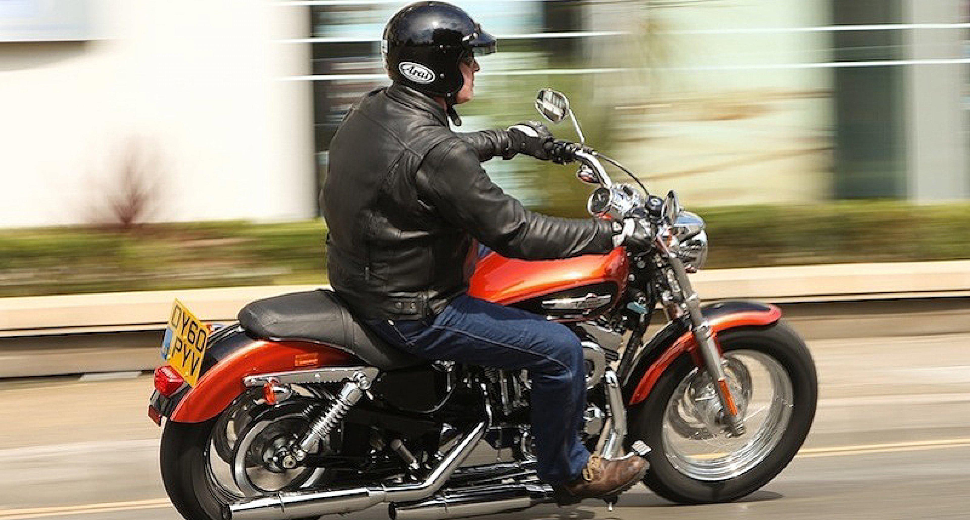 Ridden: Harley-Davidson XL1200 Sportster Custom | Classic