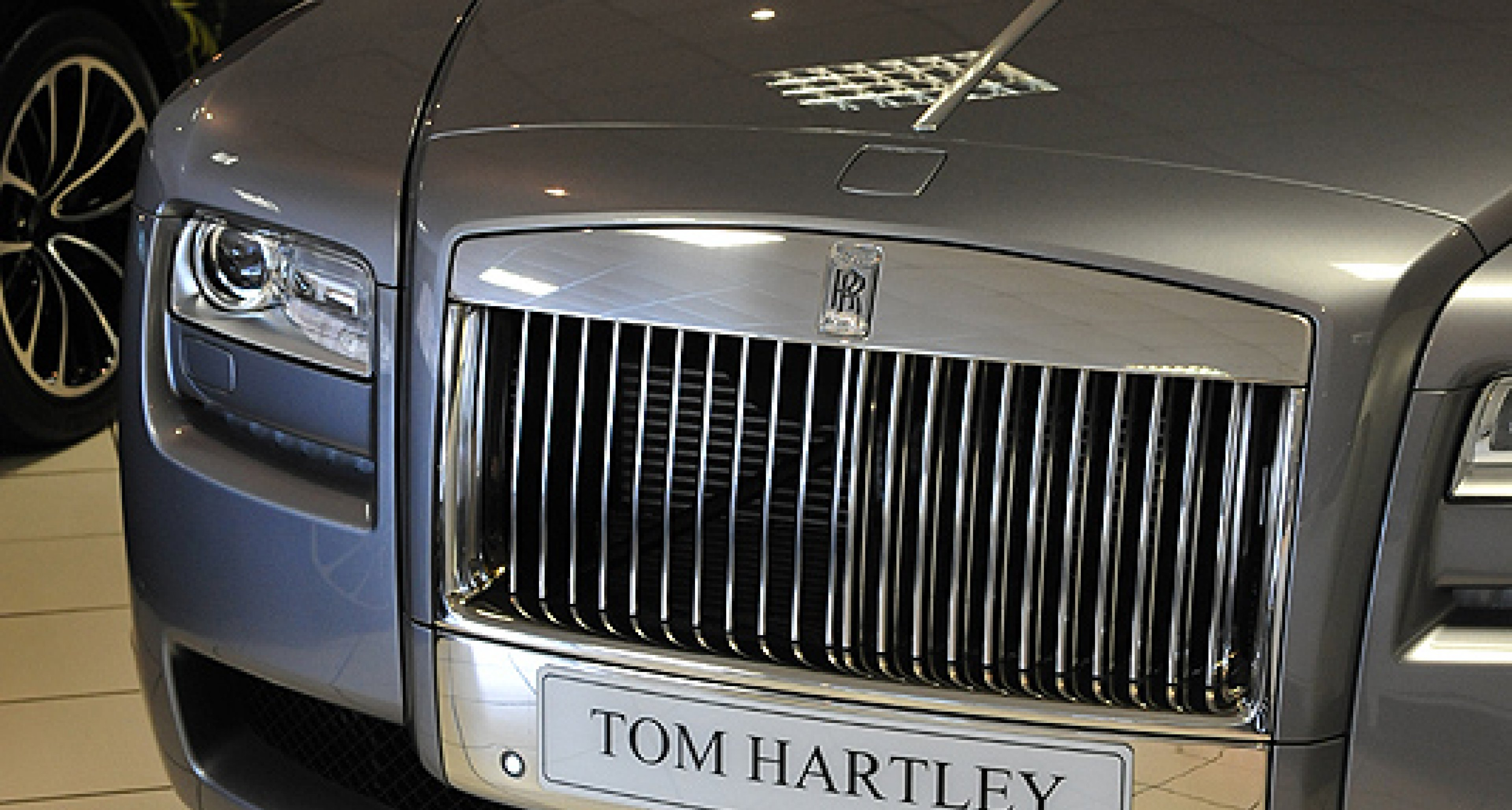 Tom Hartley: A family affair