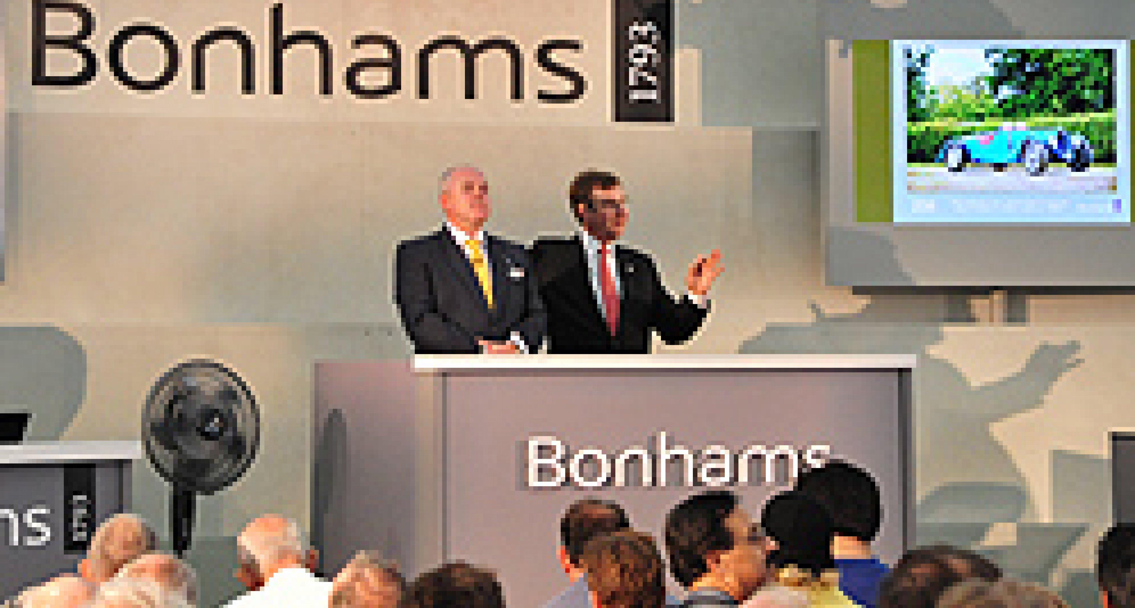 Bonhams at the Goodwood Revival, 16 September  2011: Review