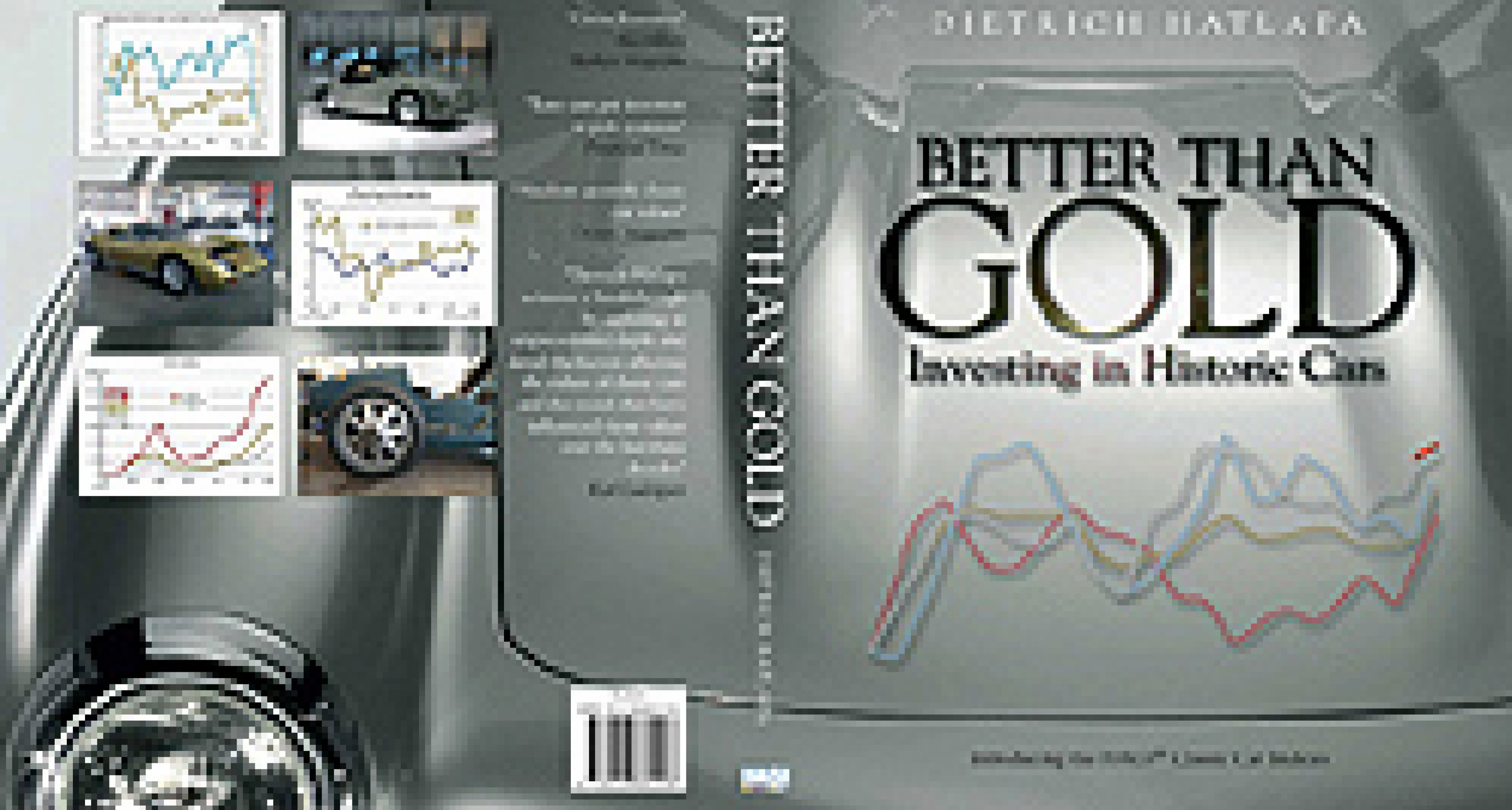 Book Review: 'Better than Gold – Investing in Classic Cars'
