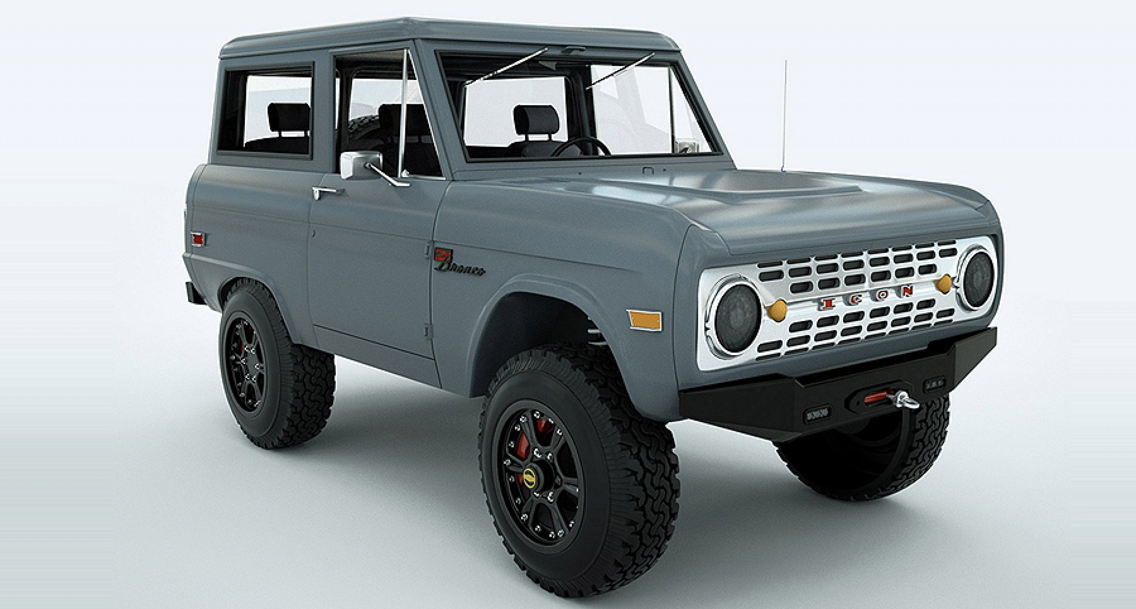 Icon Motors Bronco: An American legend resurrected