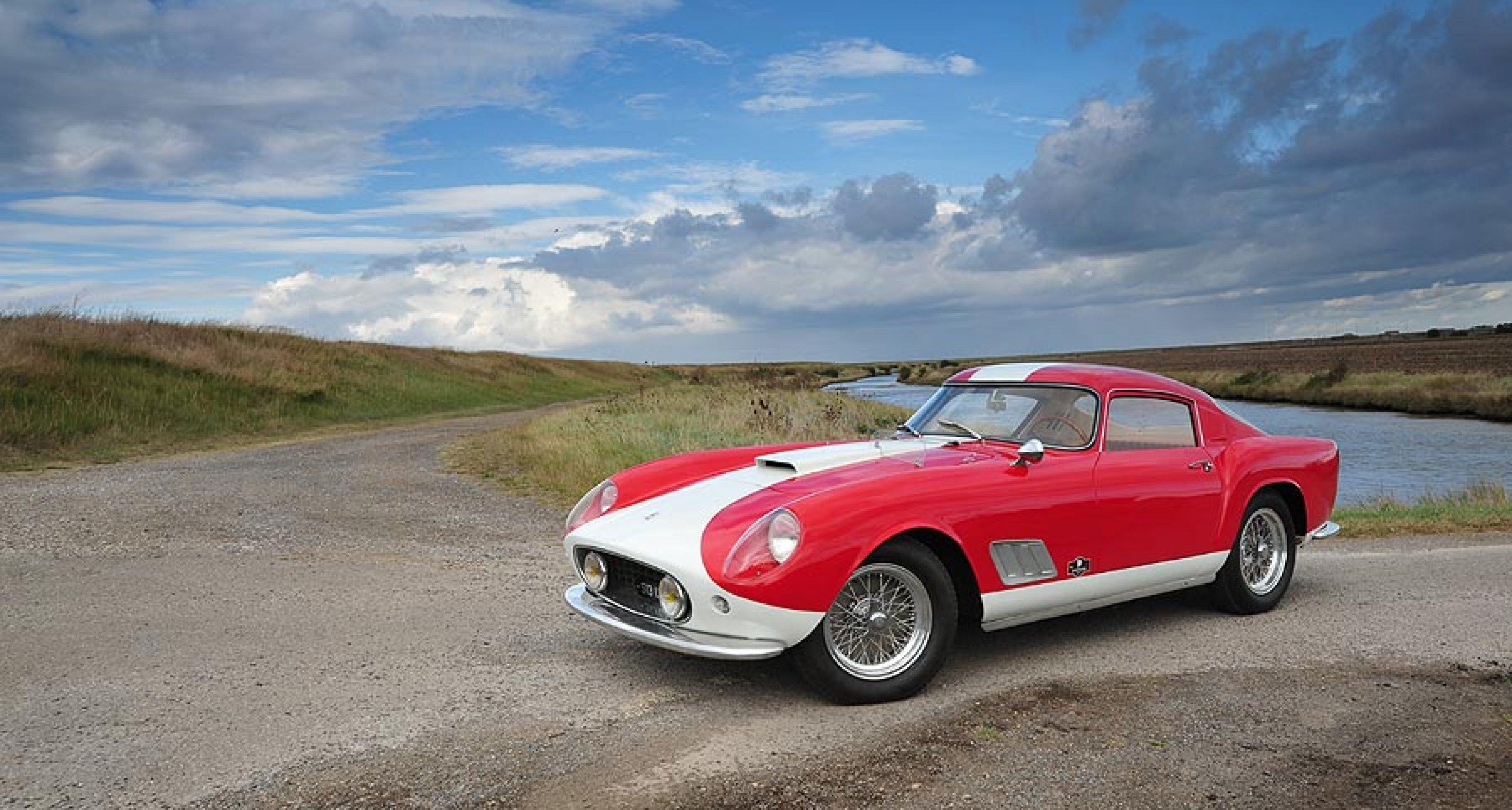 Driven 1958 Ferrari 250 Gt Lwb Tour De France Classic Driver Magazine