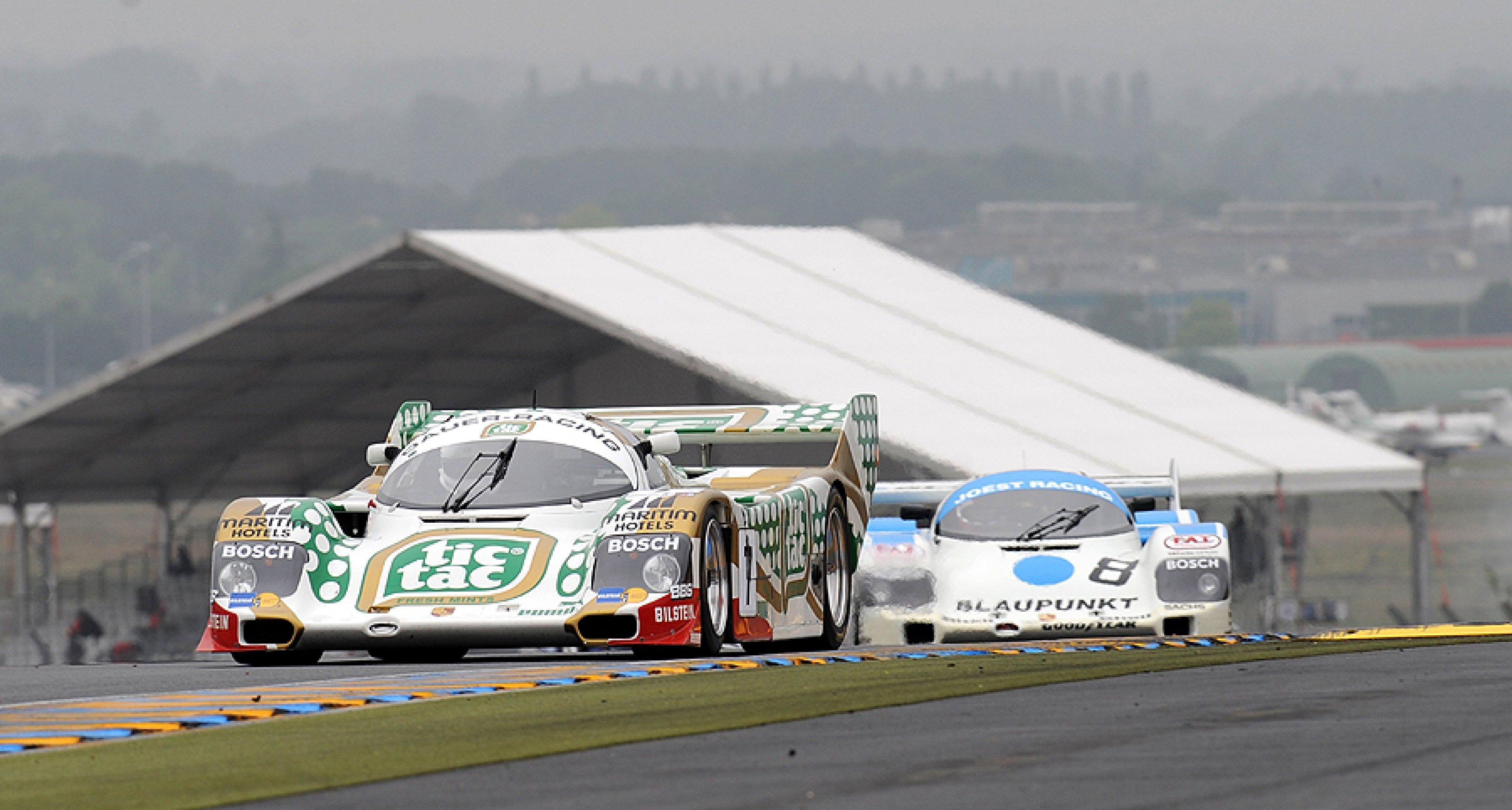 Le Mans 2012: Group C is back