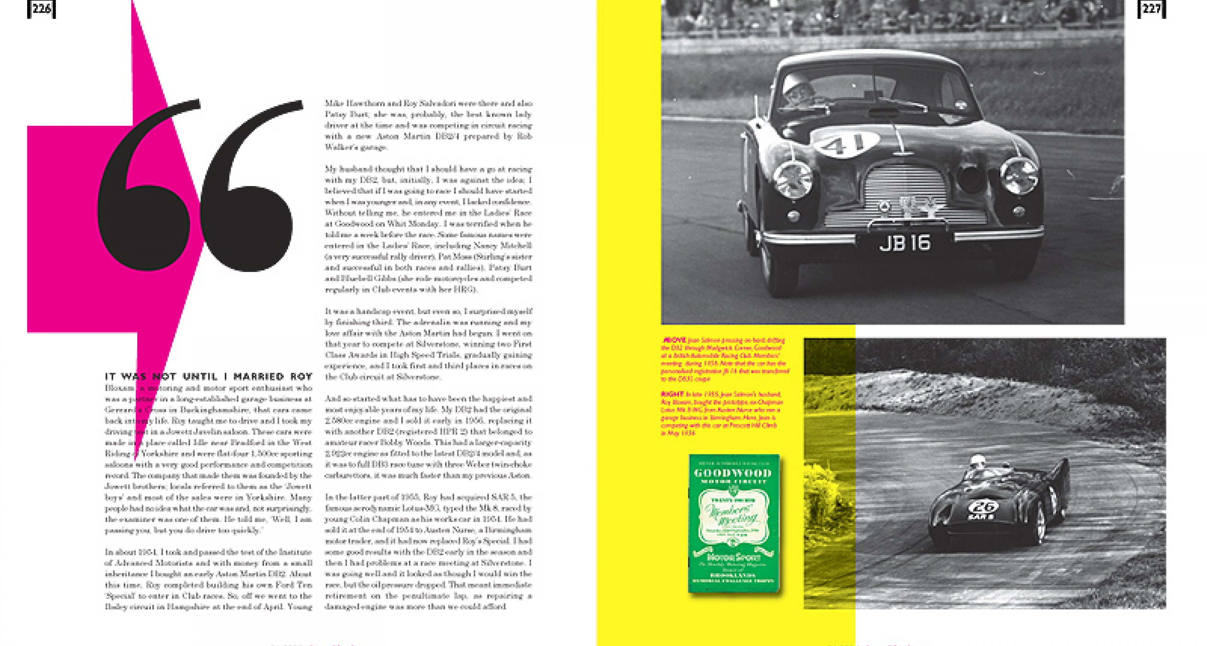 'Racers – Memoirs of the Gentleman Drivers': A new book from Palawan Press
