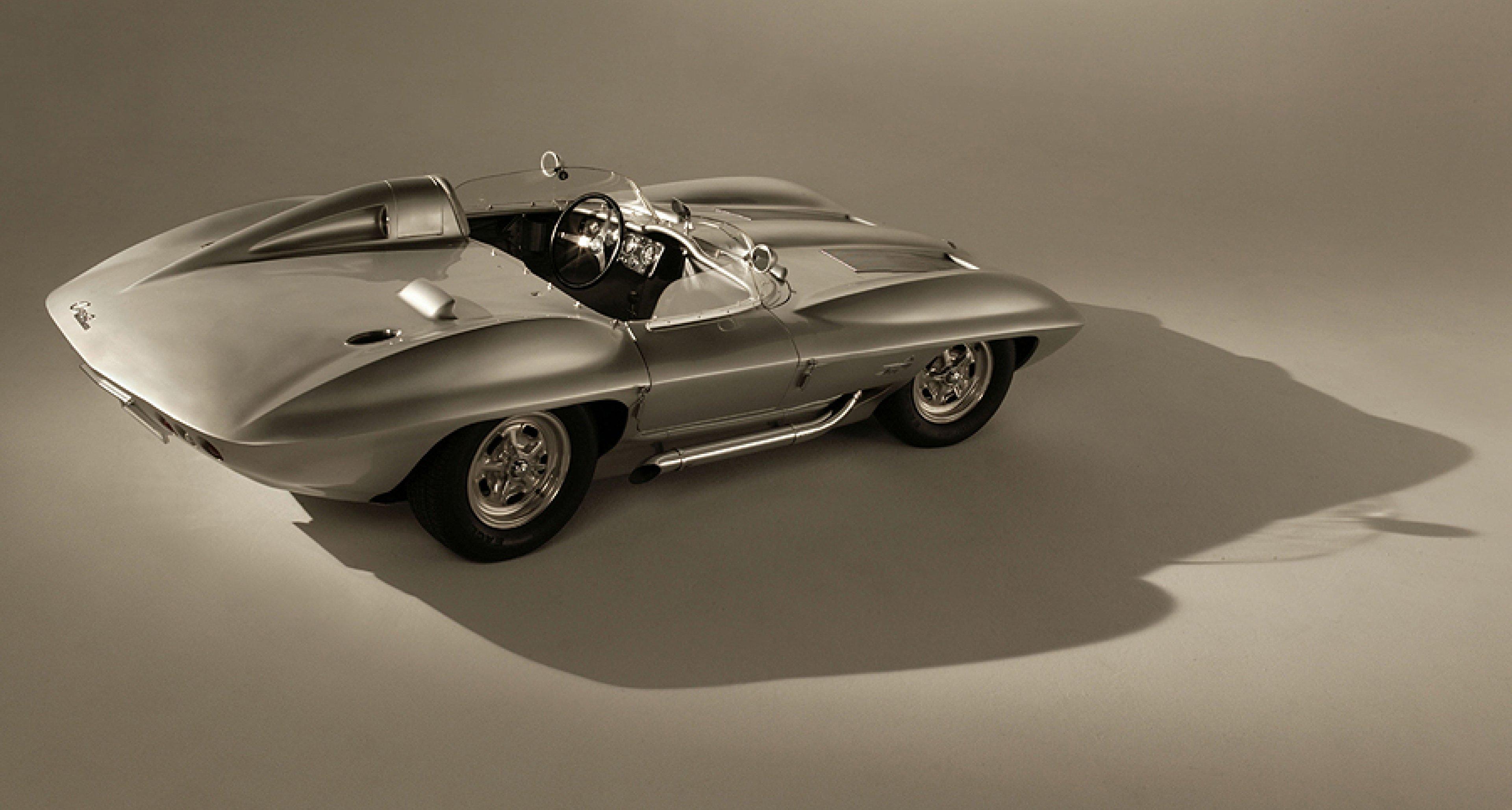 Classic Concepts 1959 Chevrolet Corvette Stingray Classic Driver