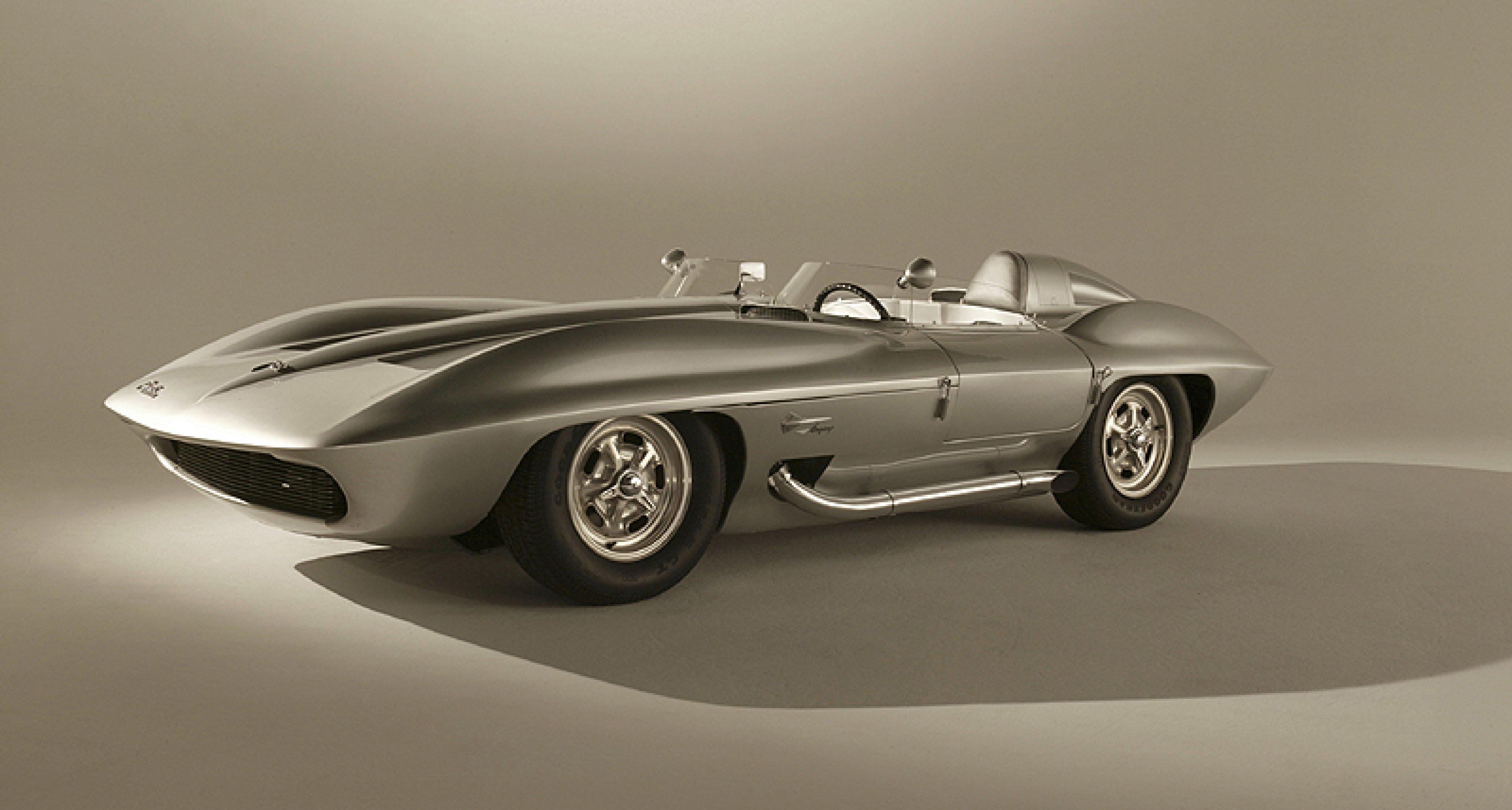 Clic Concepts 1959 Chevrolet Corvette Stingray Driver Magazine