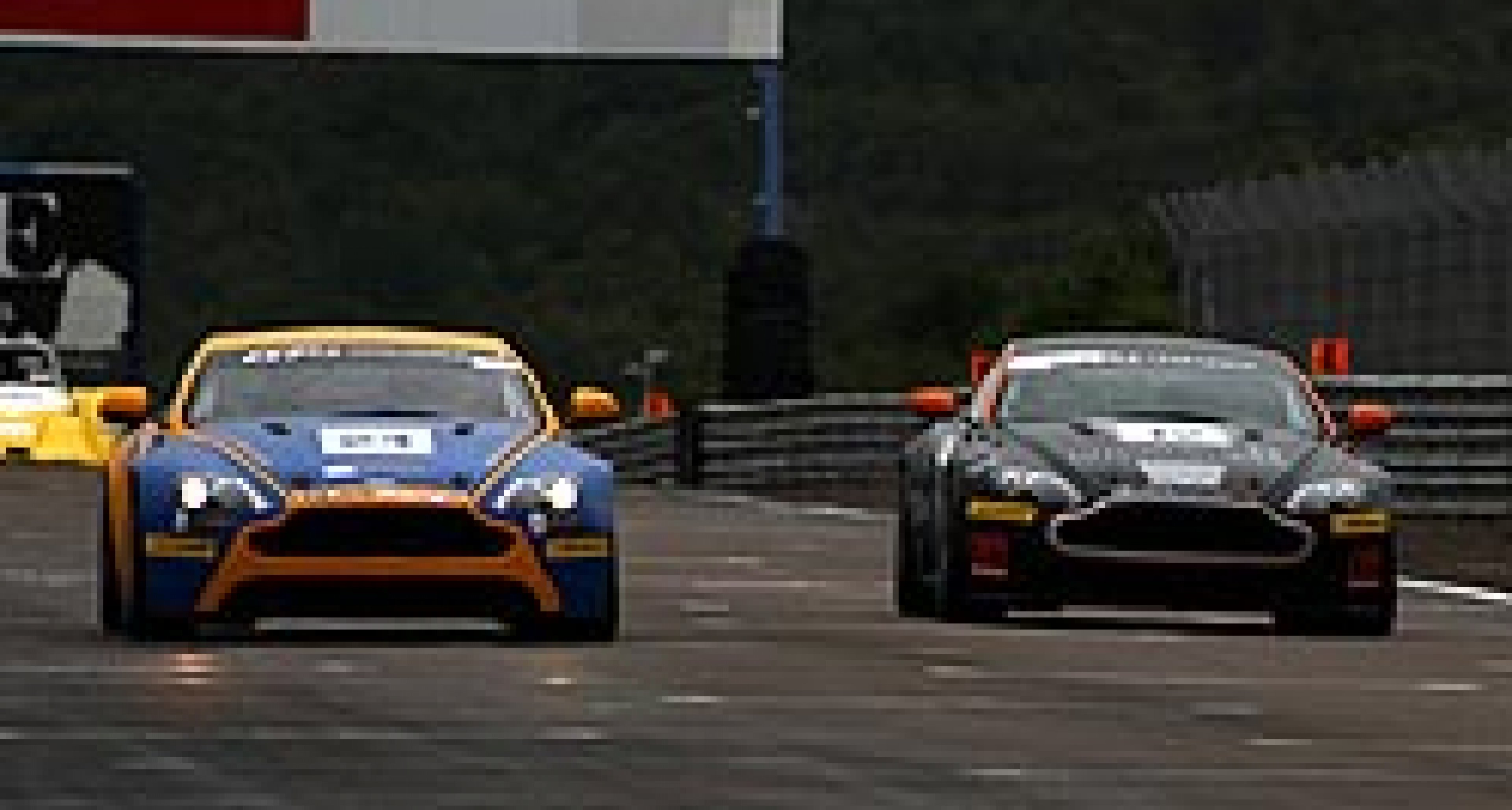 Aston Martin GT3 und GT4 starten im Vorprogramm der 24h von Le Mans