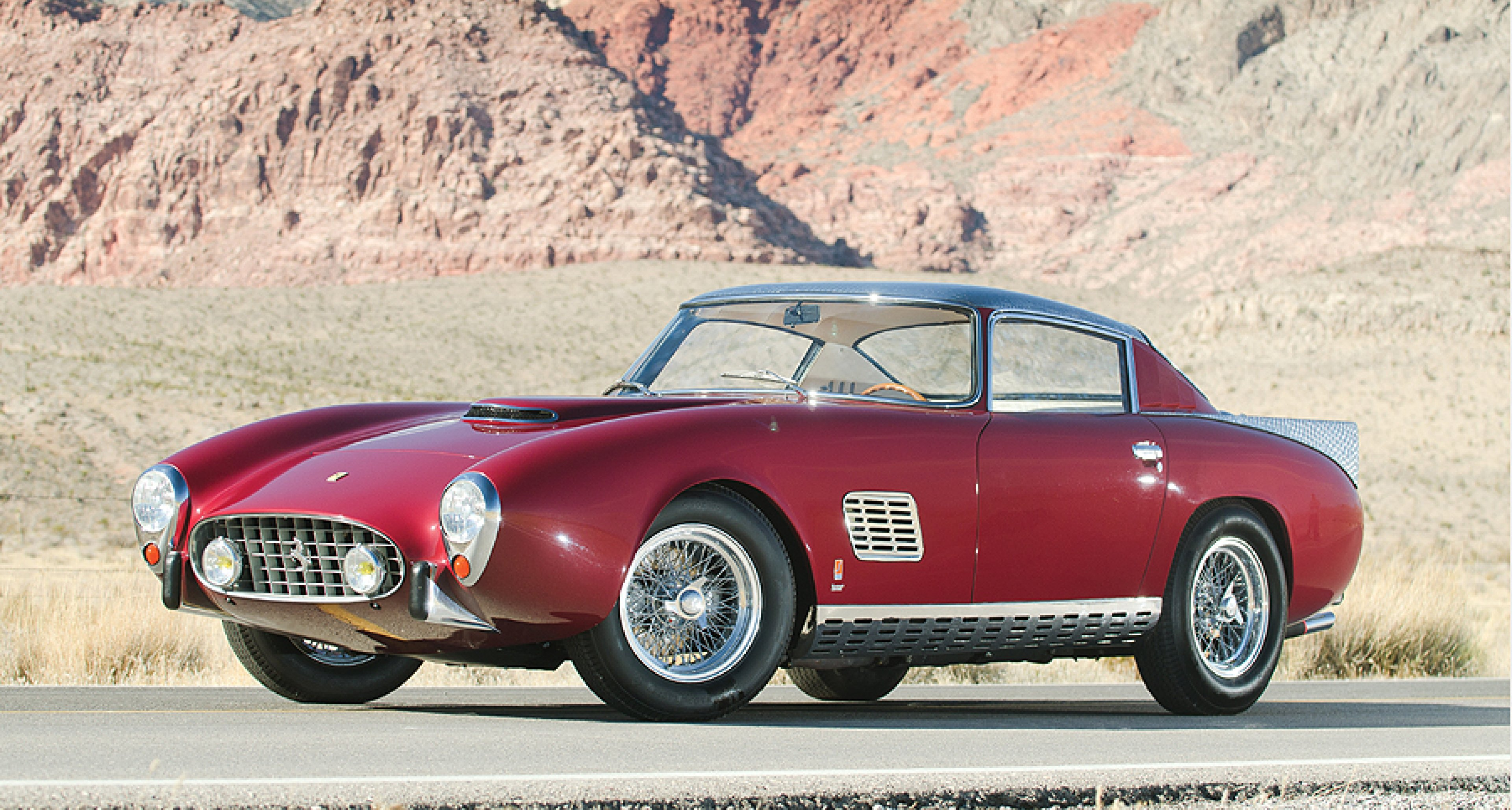 Ferrari in Scottsdale, Teil 1: RM Auctions