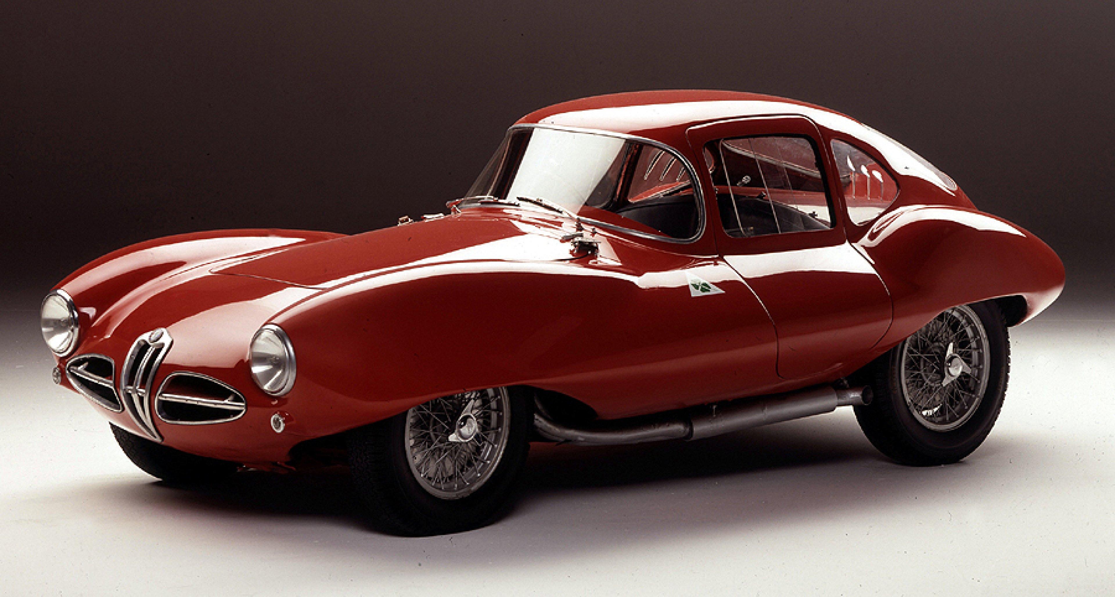 Classic Concepts Alfa Romeo Disco Volante Classic