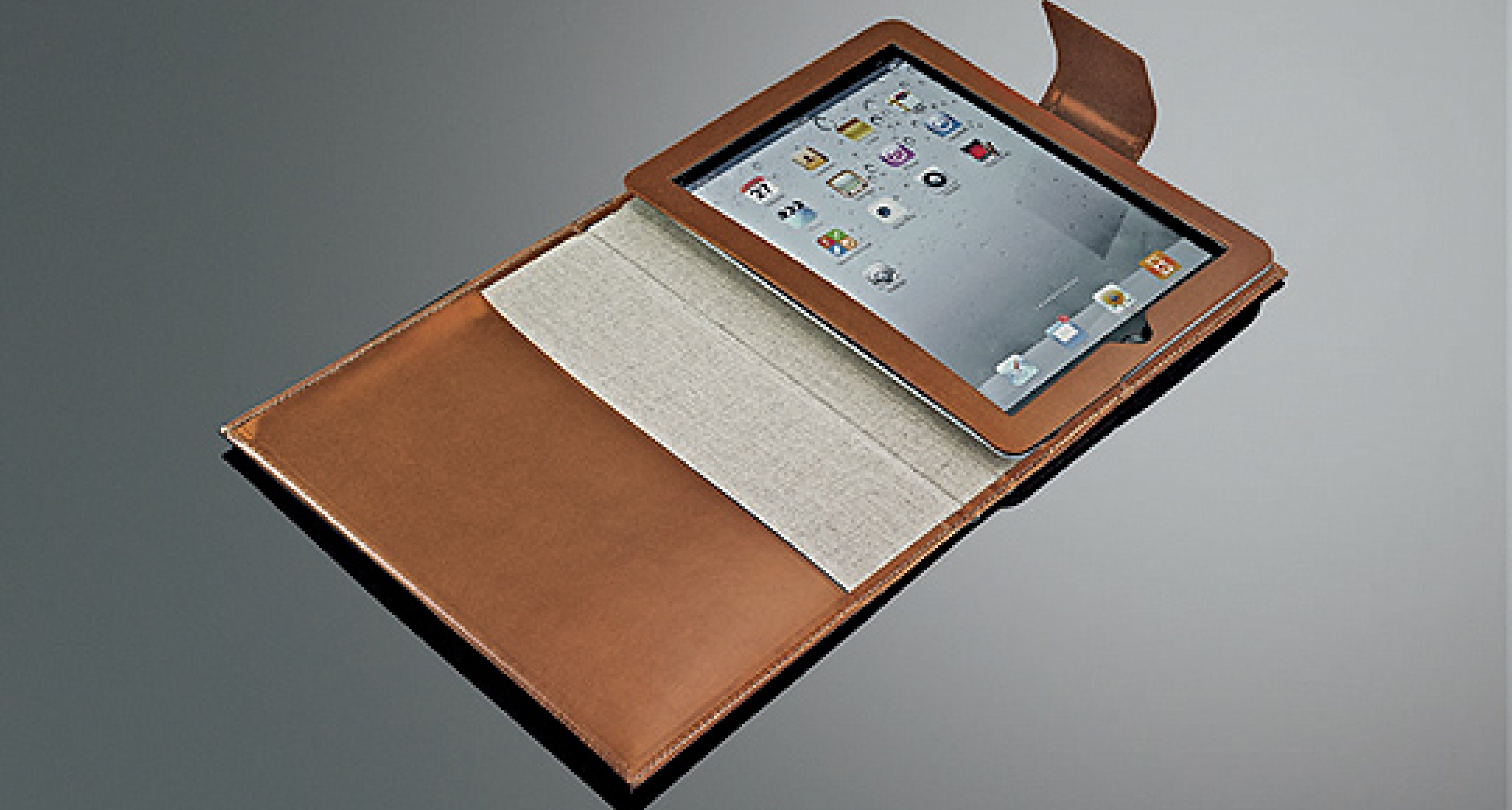 Classic Life Selected: Tanner Krolle 'Albany' iPad holder