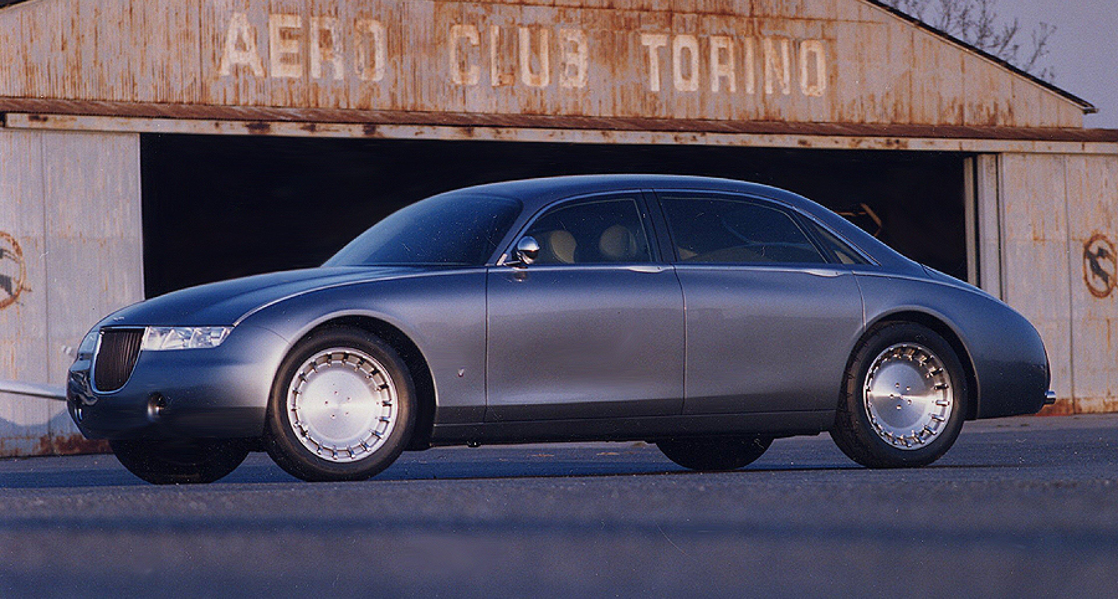 Classic Concepts Aston Martin Lagonda Vignale Classic Driver - Aston martin lagonda