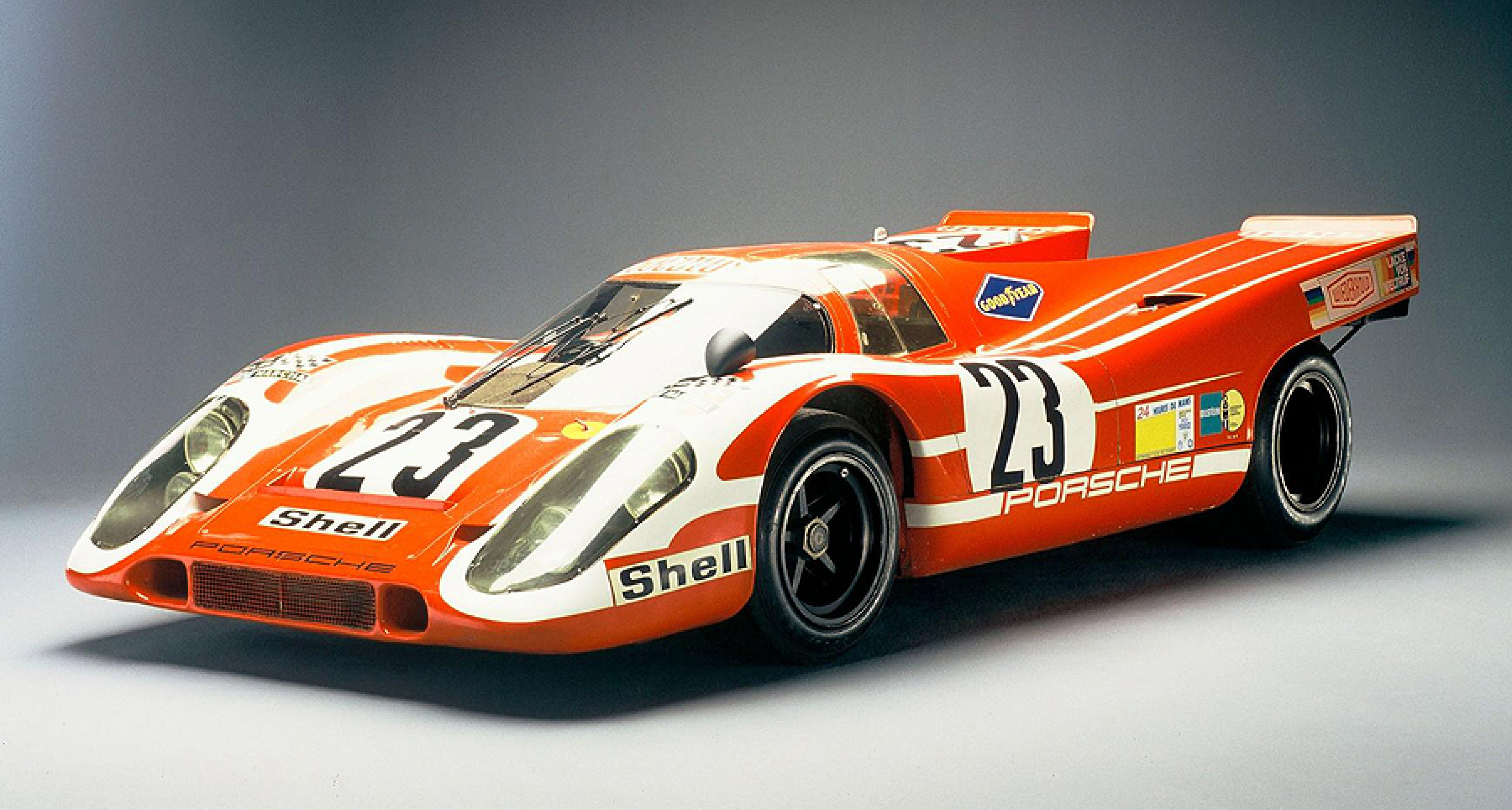 Porsche revisits Le Mans history ahead of 2014 relaunch