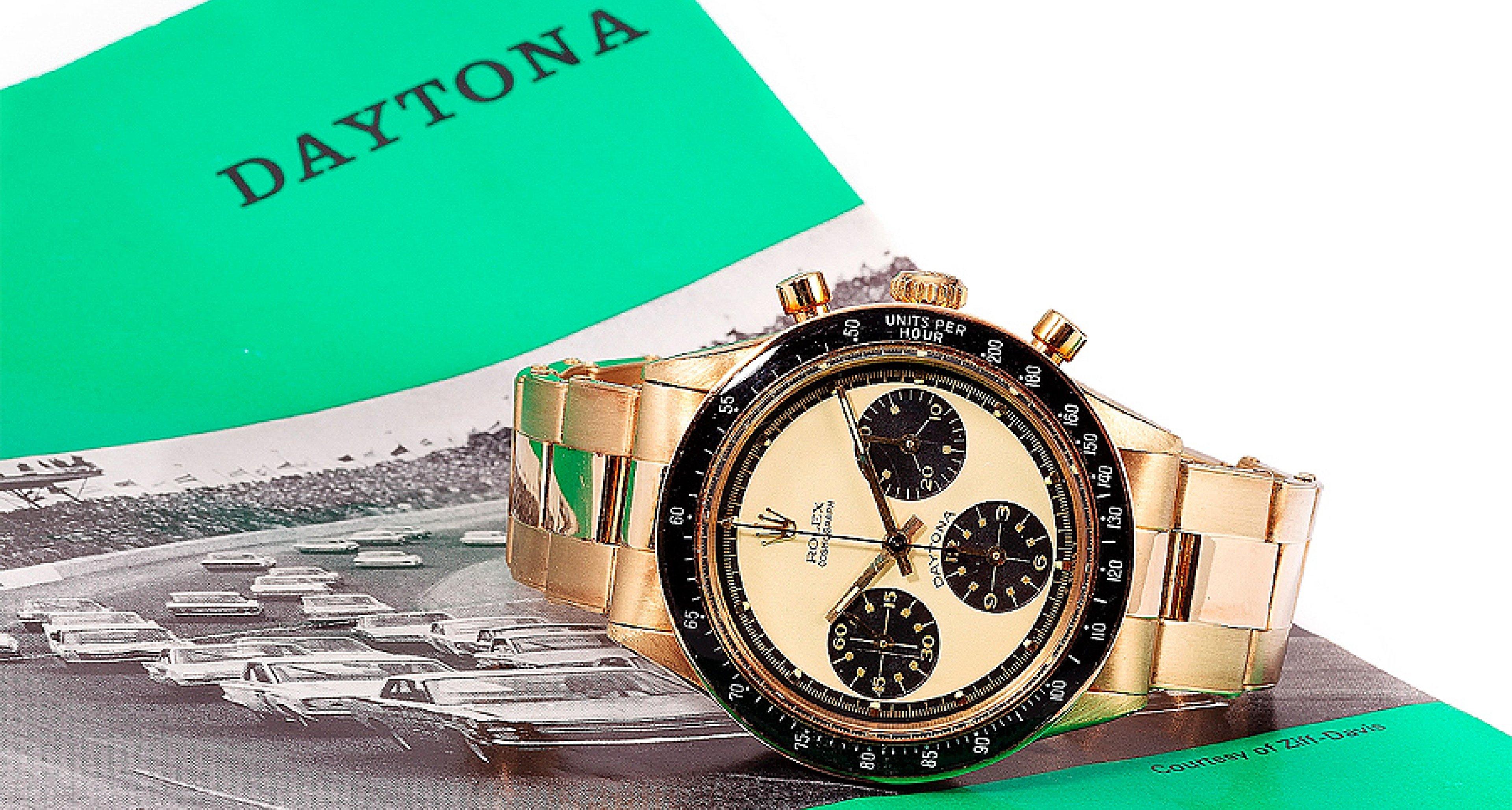 Rolex Daytonas at Bonhams' 8 December US sale