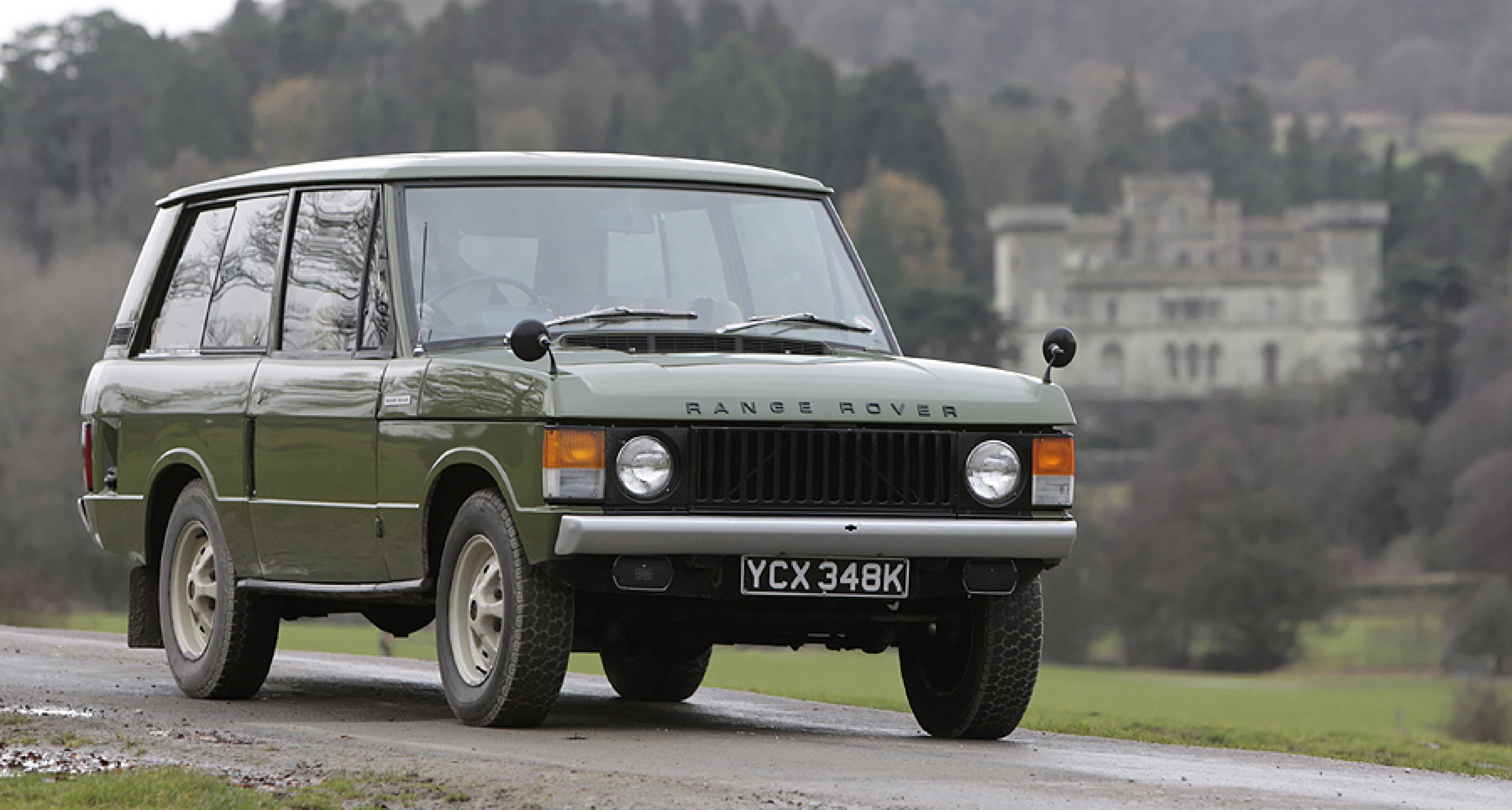 Driven: Classic Range Rover